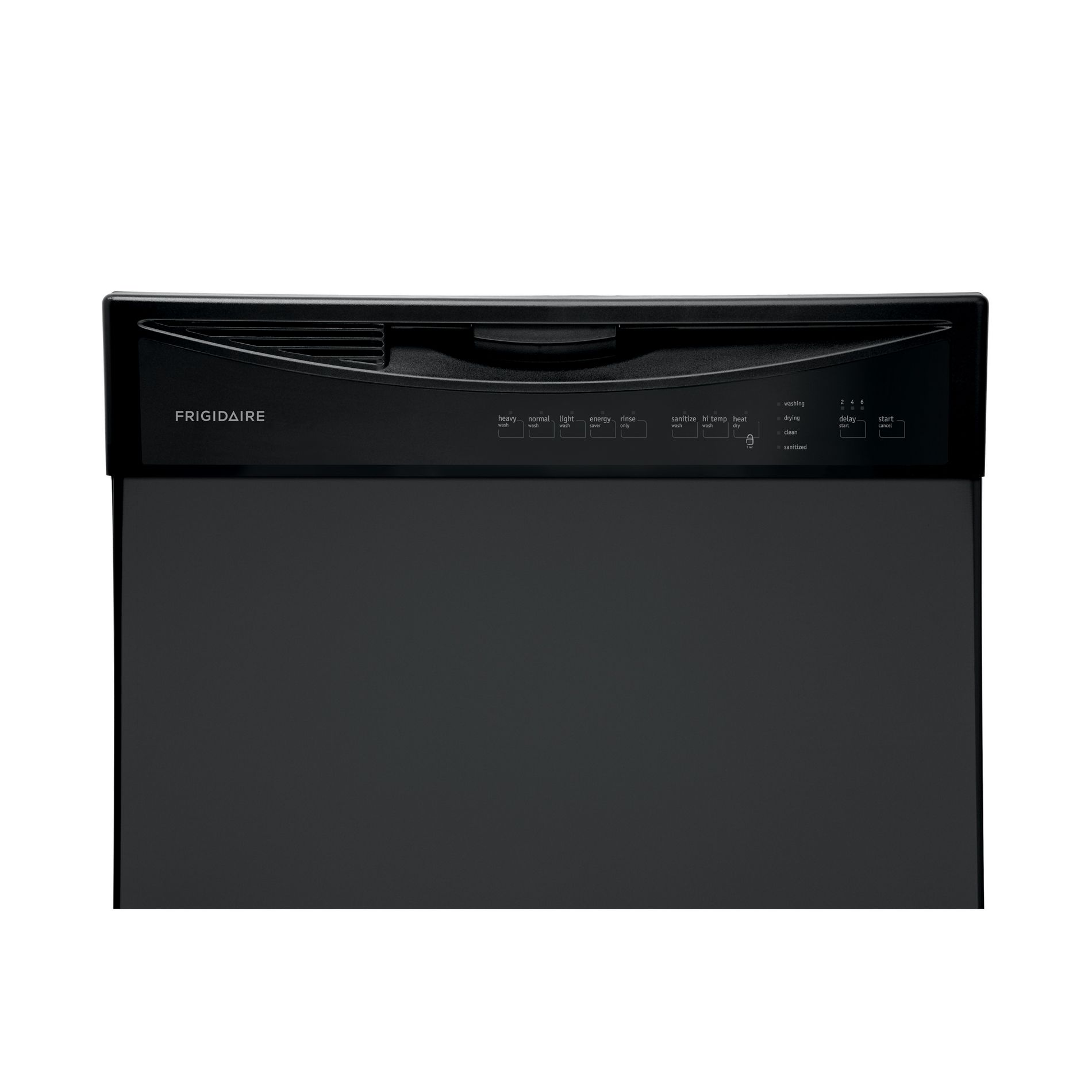 "Frigidaire FFBD2411NB 24"" Built-In Dishwasher - Black"