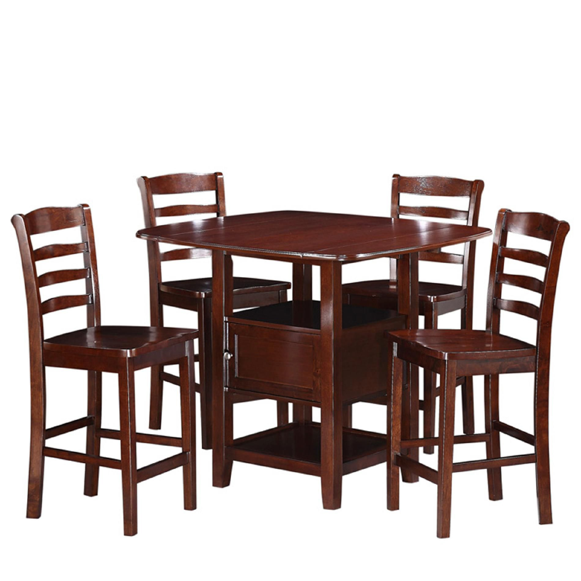5pc Dining Set with Storage