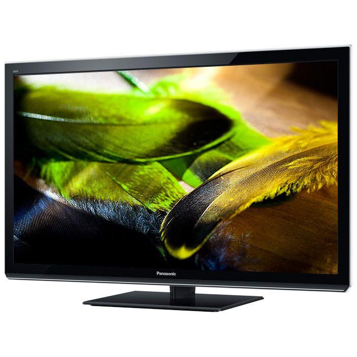 "Panasonic 42"" Class 1080p 120Hz 3D Plasma HDTV - TC-P42UT50"