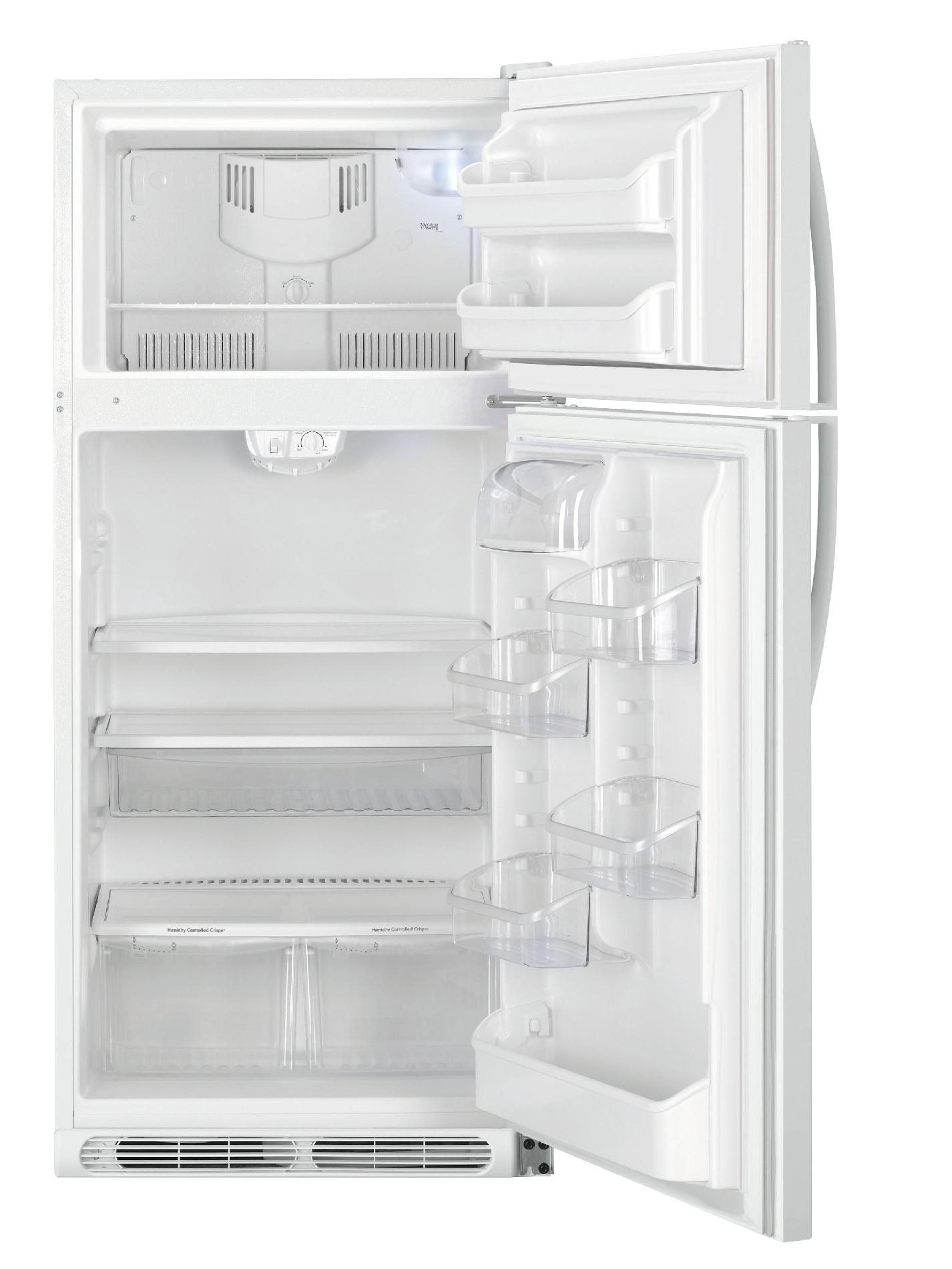 Kenmore 18 cu. ft. Top Freezer Refrigerator - White