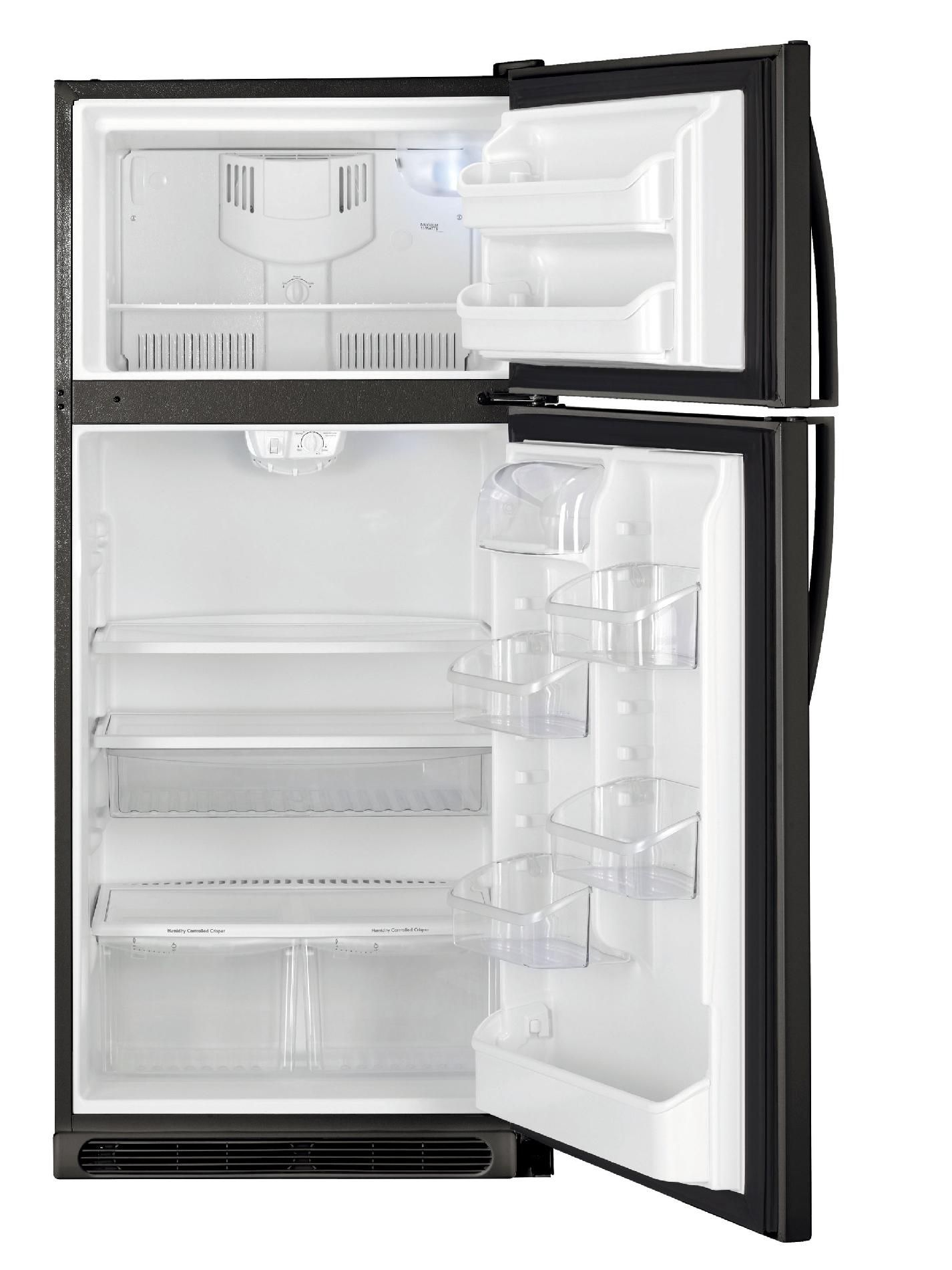 Kenmore 18 cu. ft. Top Freezer Refrigerator - Black