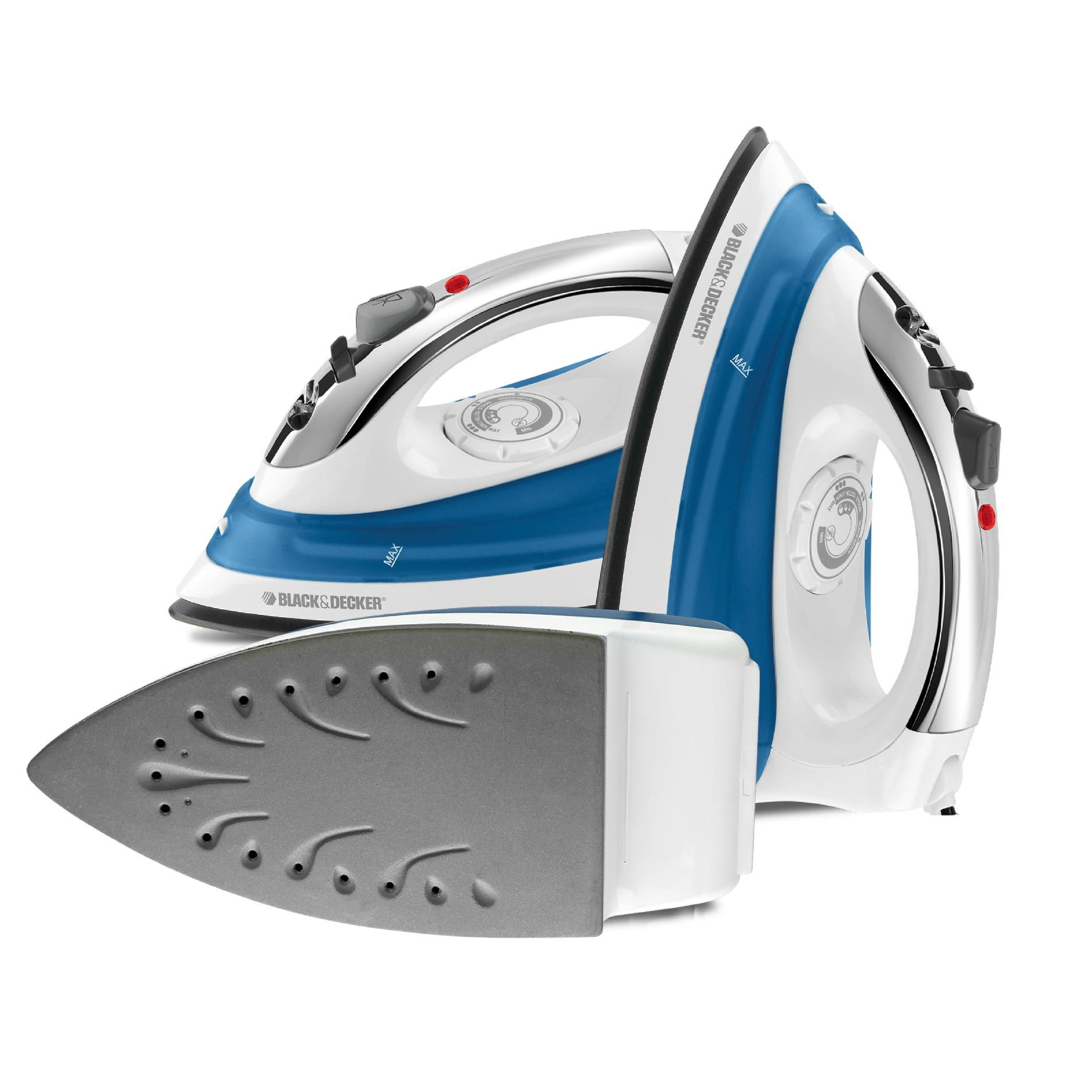 Black & Decker Quick N' Easy Steam Iron