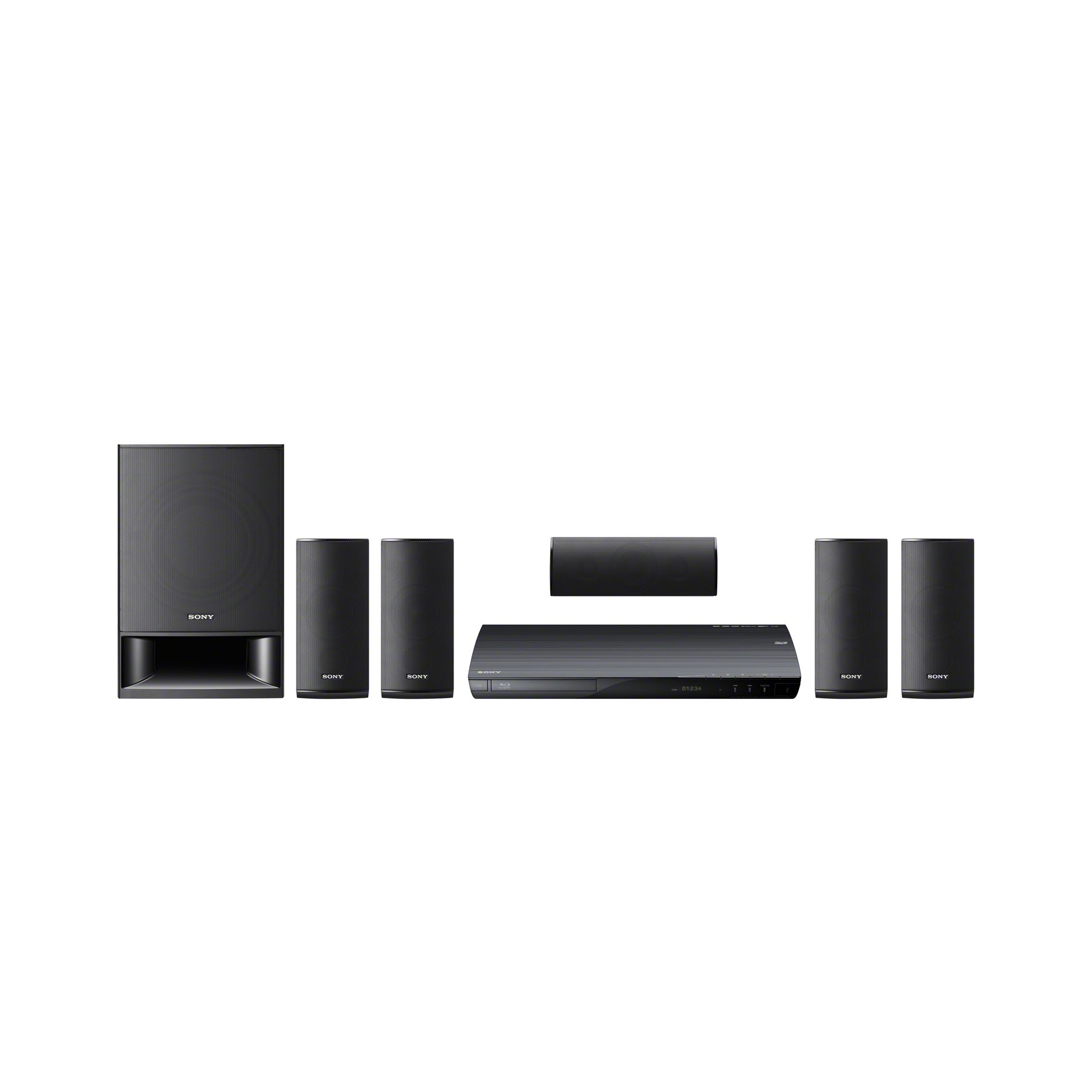 Sony Blu-ray Disc™ Home Theater System w/WiFi®