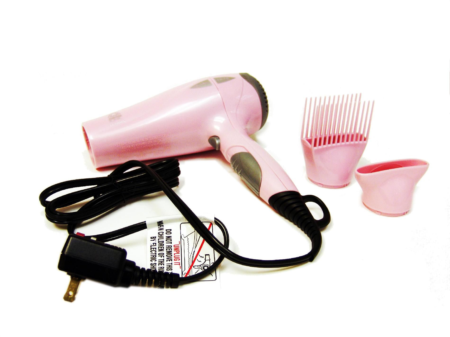 Andis 1875W Ioninc Ceramic Tourmaline Hair Dryer