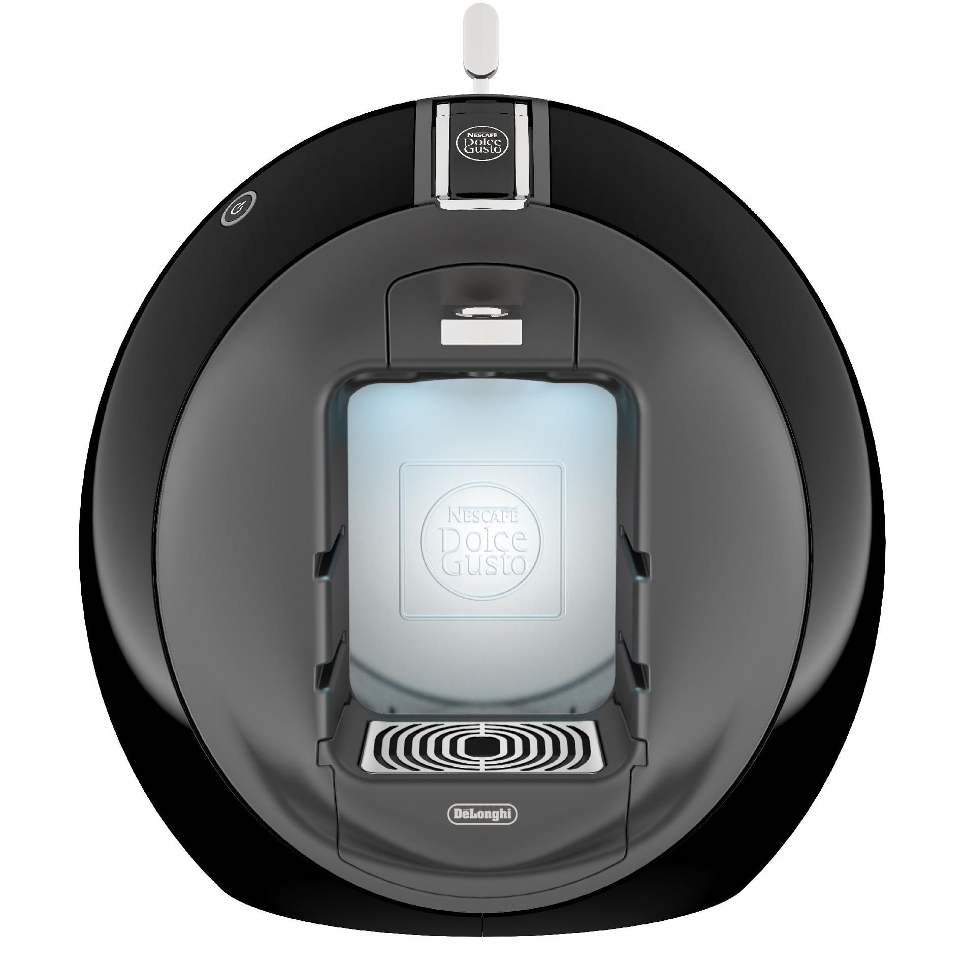 DeLONGHI DeLonghi EDG600B Nescafe Dolce Gusto Circolo Single Serve Coffeemaker