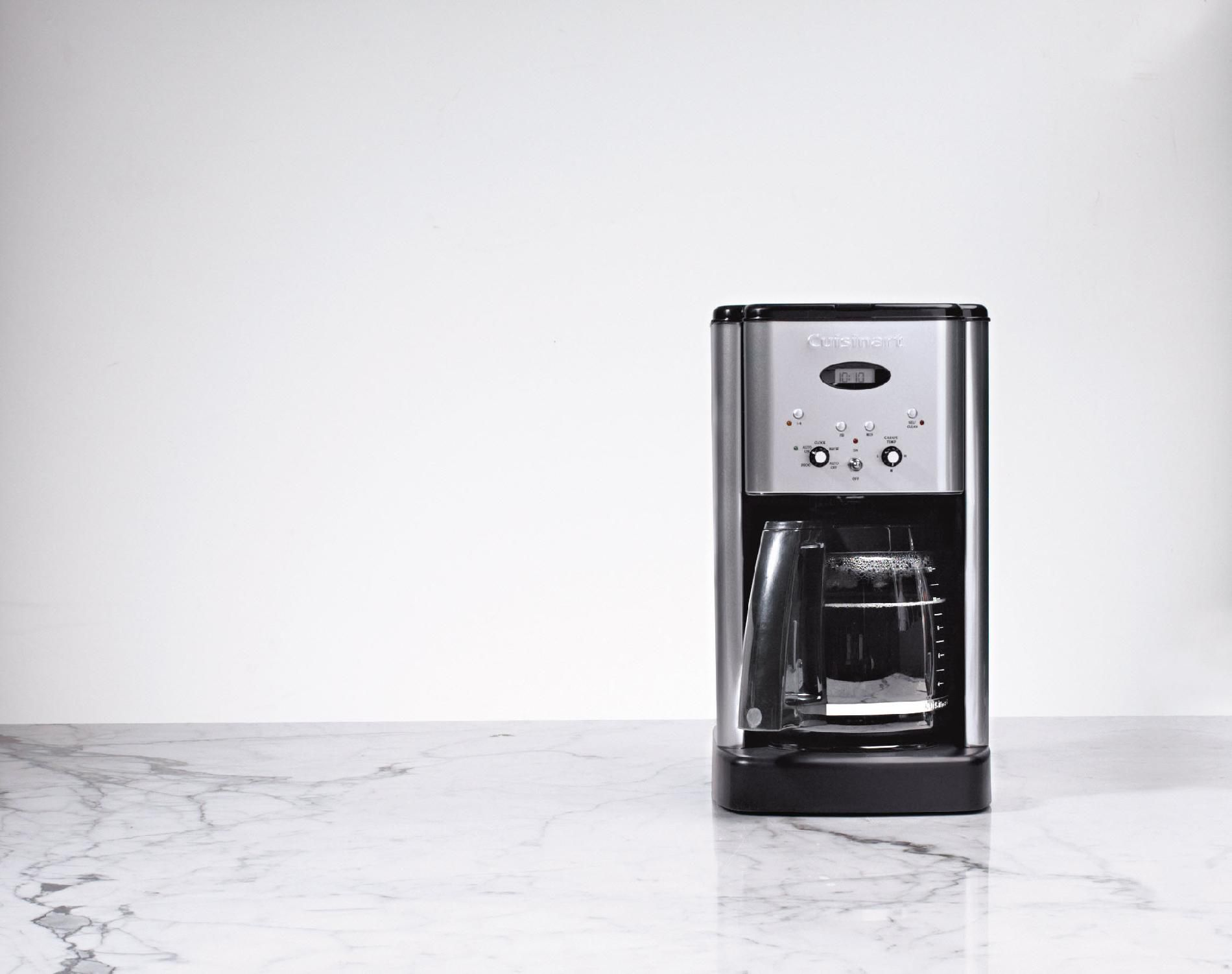 Cuisinart Brew Central 12 Cup Coffee Maker