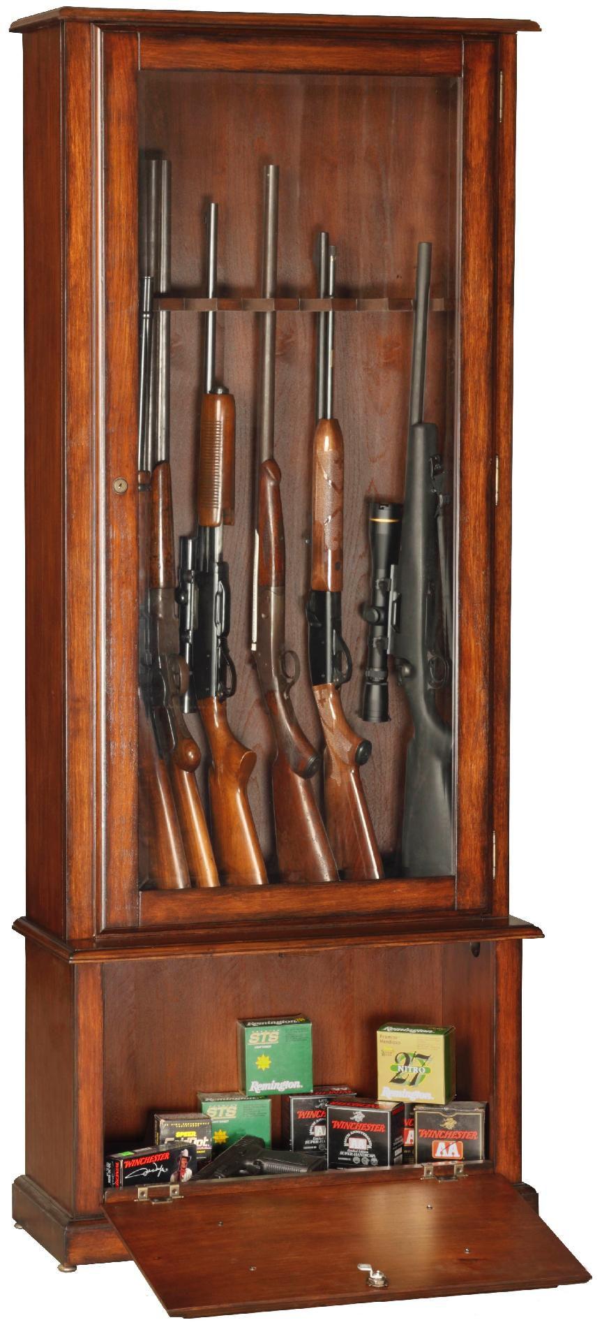 American Furniture Classics Classic 8 Gun Cabinet