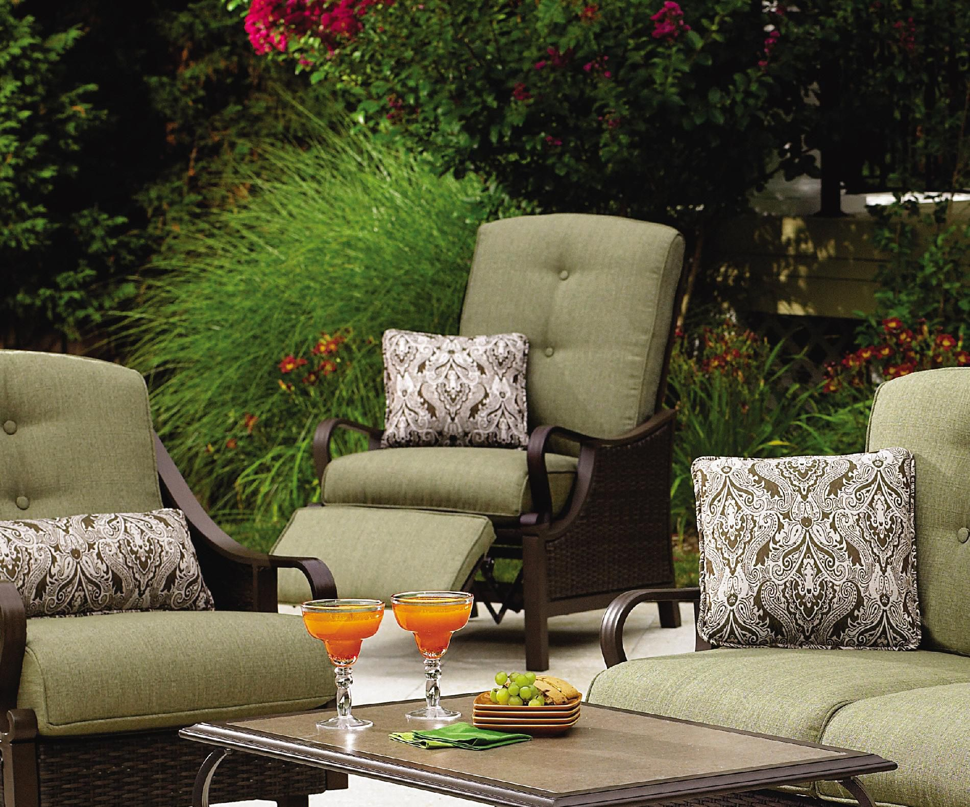 La-Z-Boy Outdoor Peyton Recliner* Limited Availability