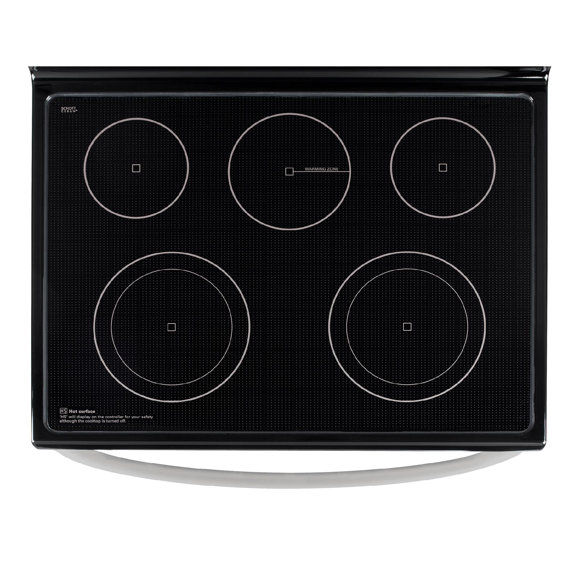 LG 6.3 cu. ft. Self-Cleaning Electric Range w/ Infrared Grill - Stainless Steel