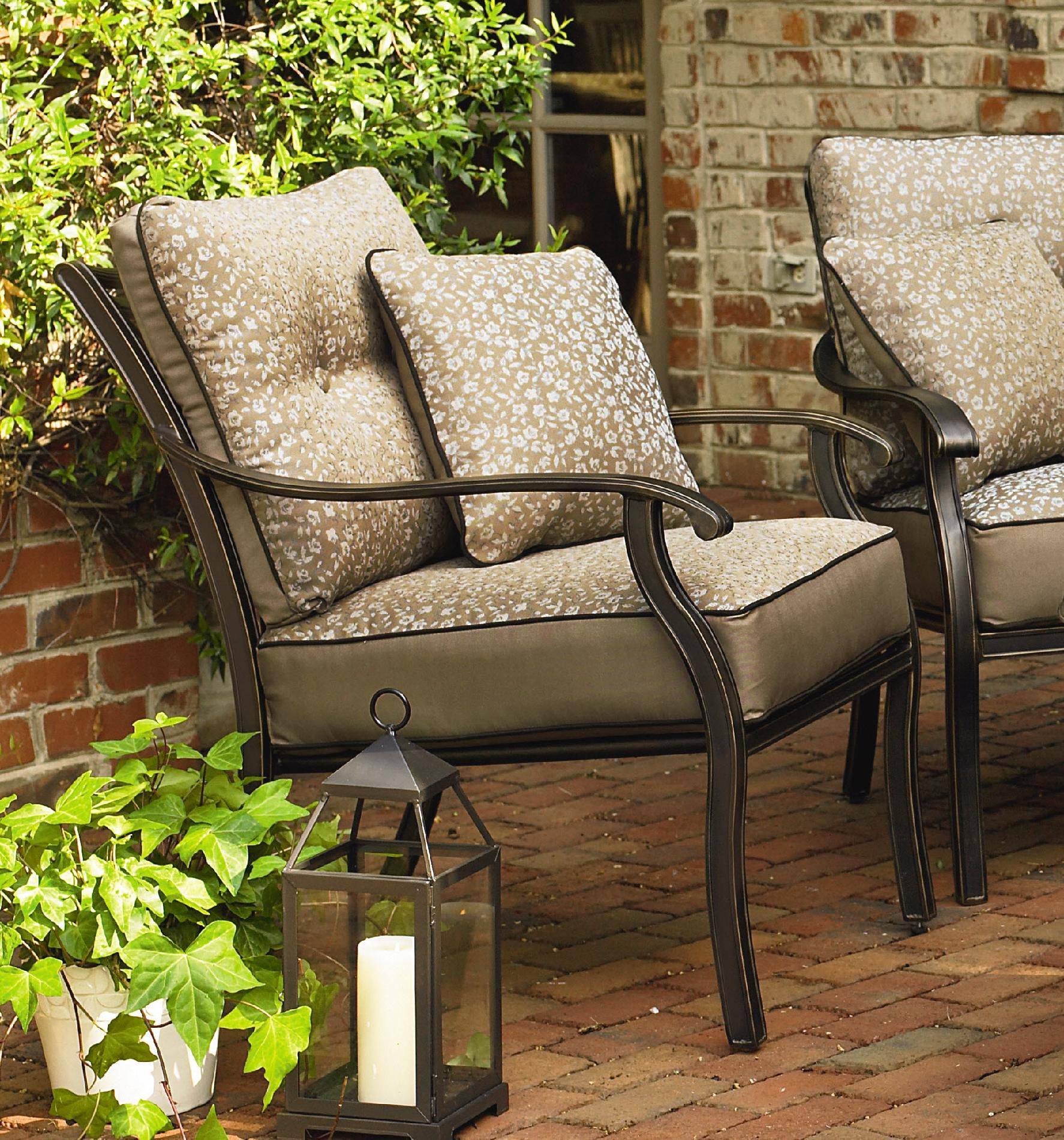 Agio Fair Oaks 4pc Seating Set