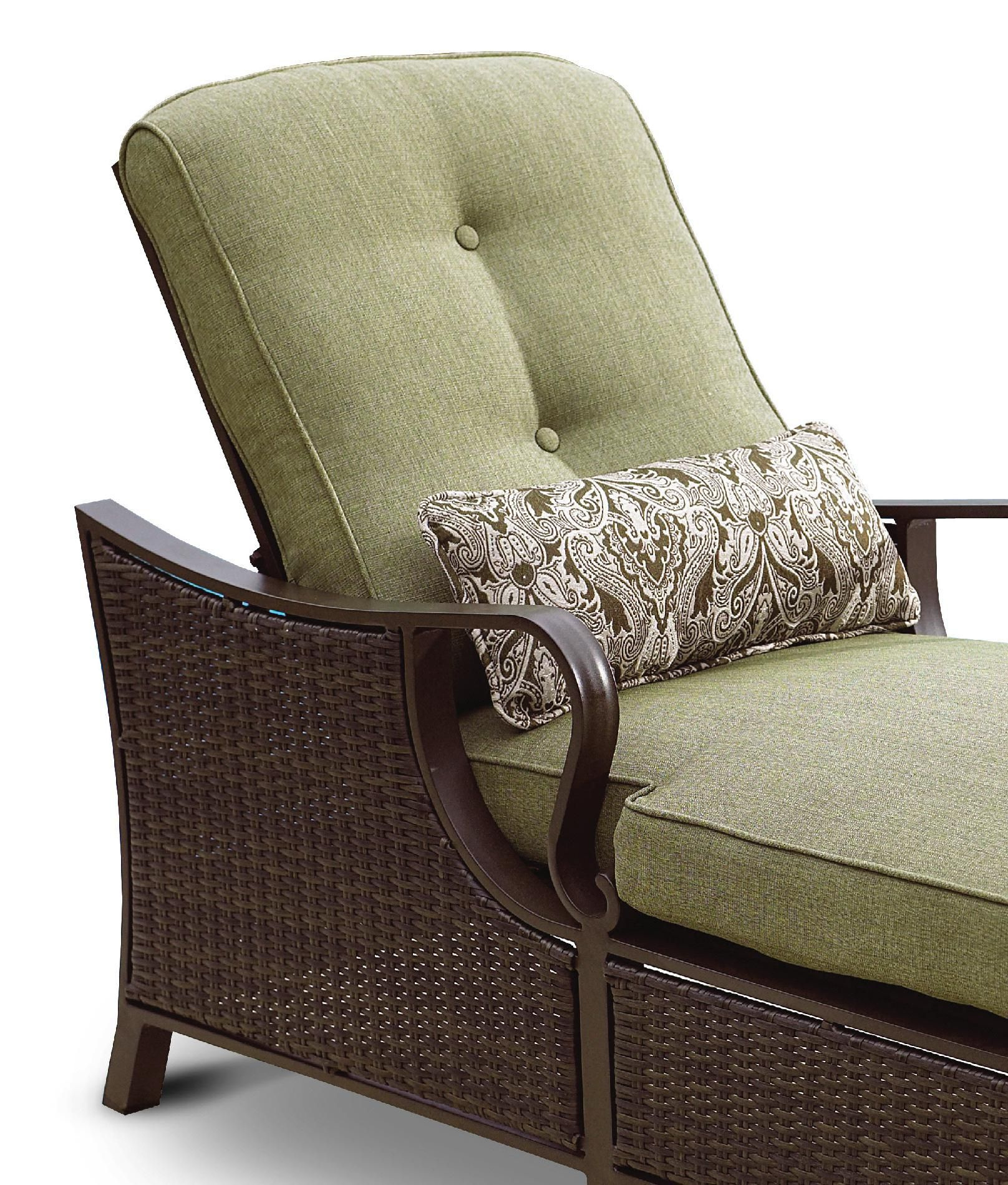 La-Z-Boy Outdoor Peyton Chaise Lounge *Limited Availability