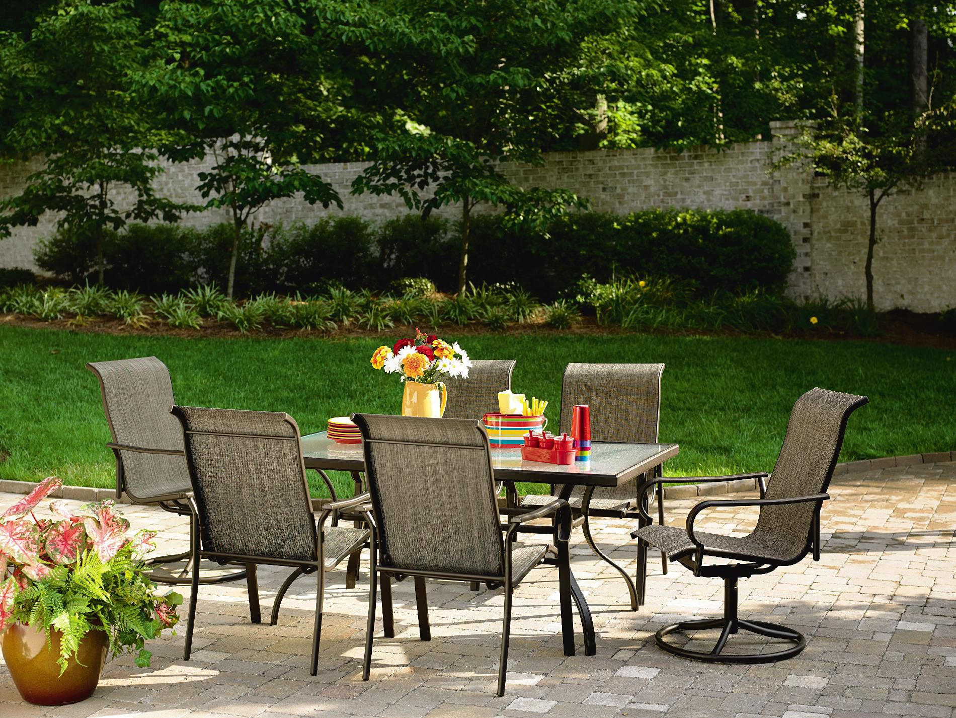 Garden Oasis East Point 7 Pc. Dining Set*