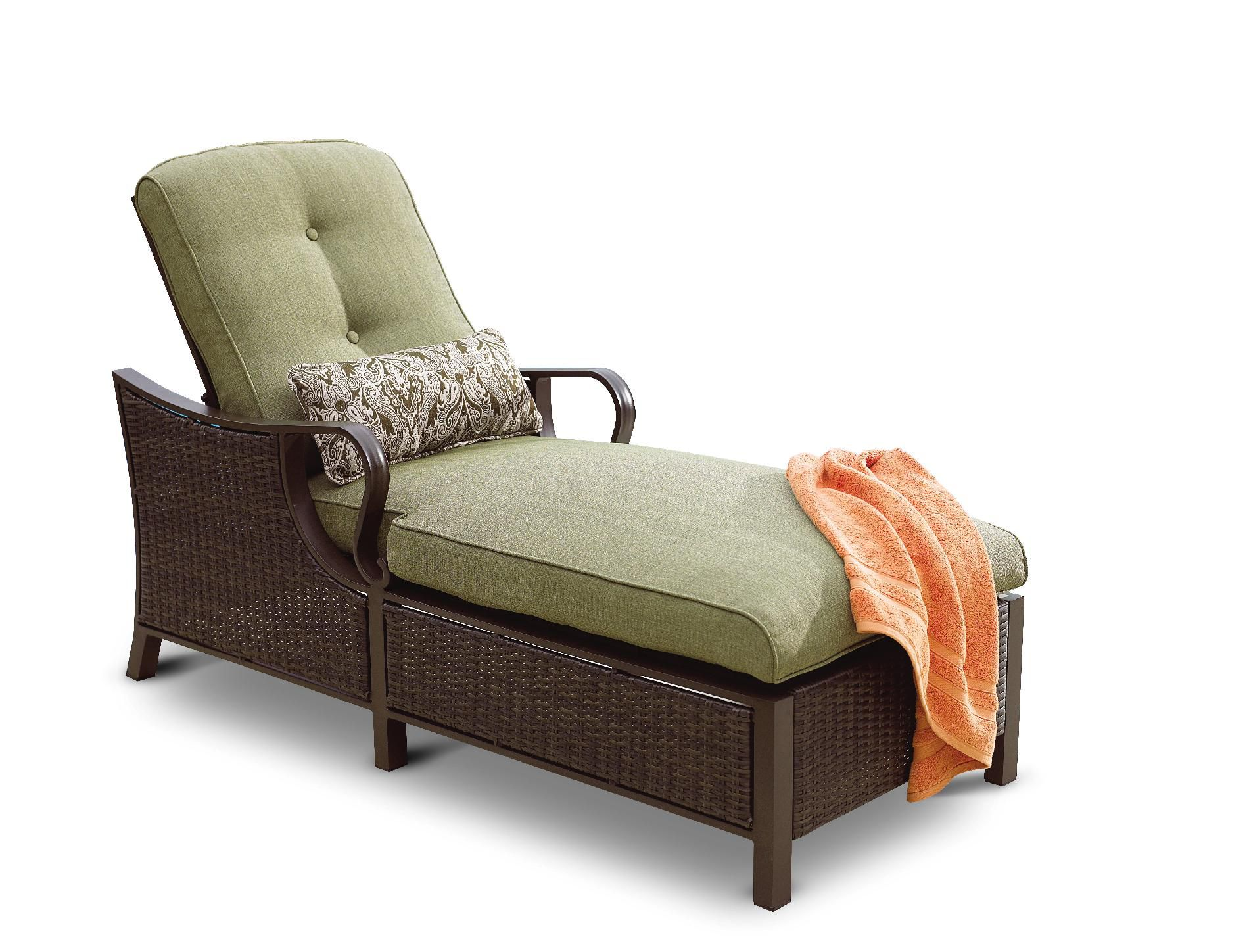 La-Z-Boy Outdoor Peyton Chaise Lounge* Limited Availability