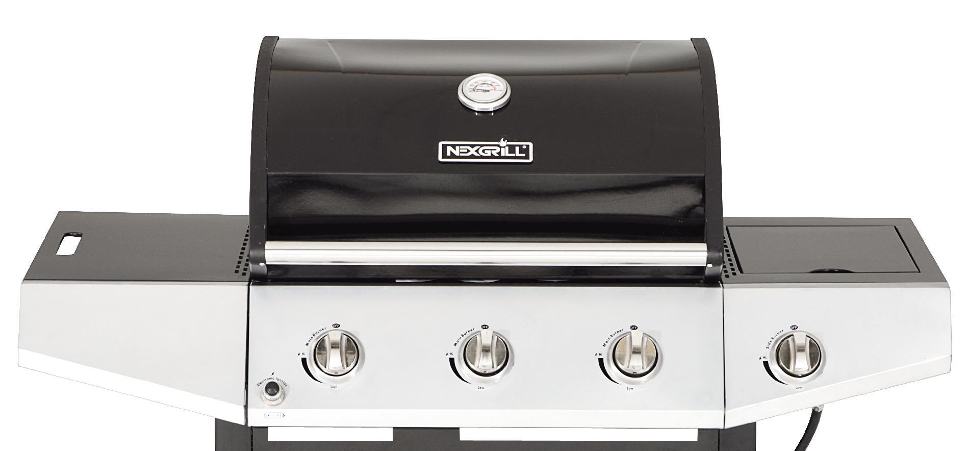 Nexgrill 3-Burner Gas Grill