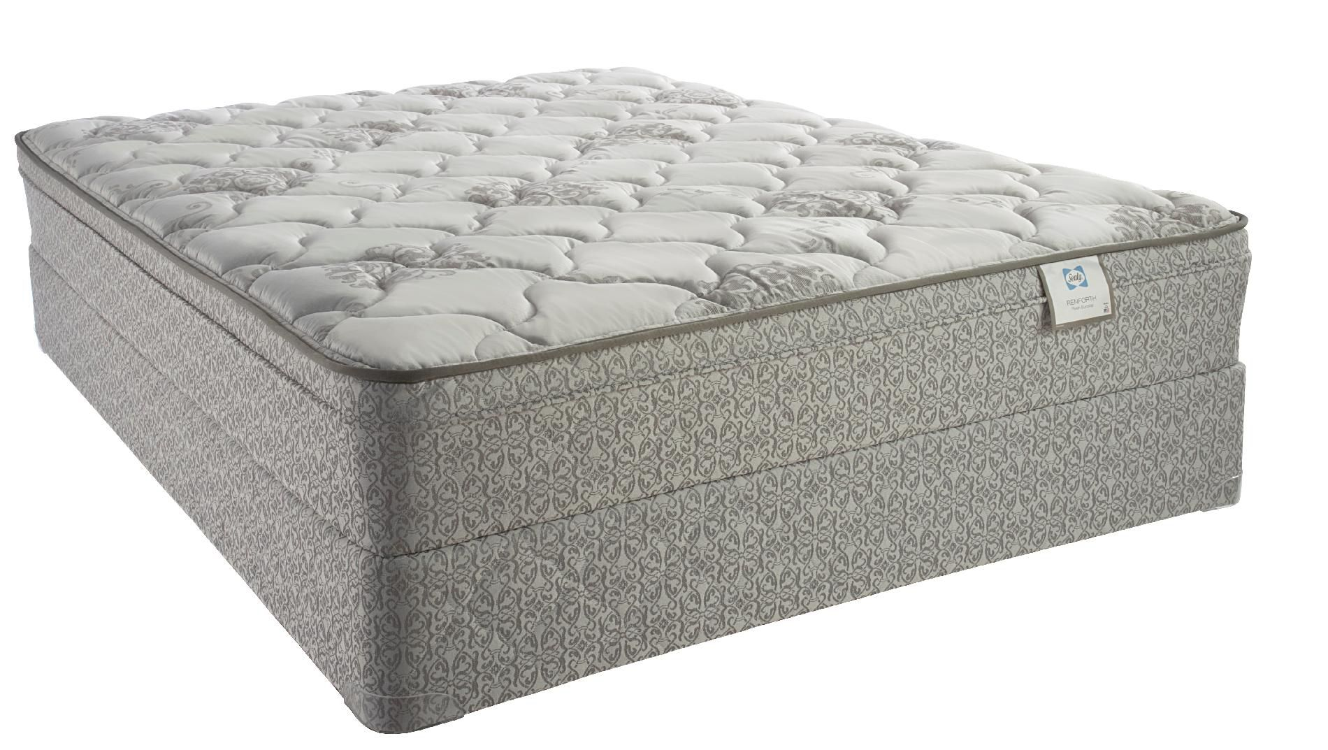 Sealy Tambour Select Plush Euro Pillowtop Twin Mattress Only