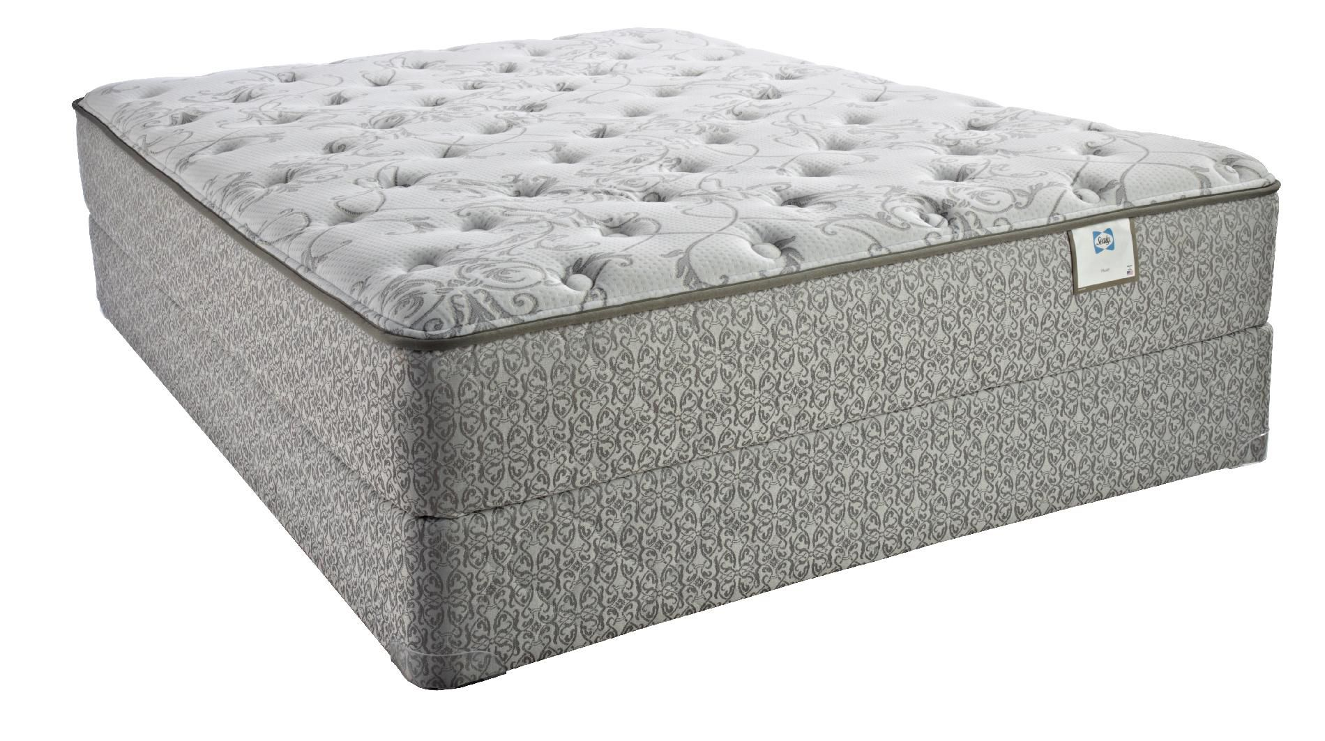 Sealy Wallach Select Plush Cal King Mattress Only