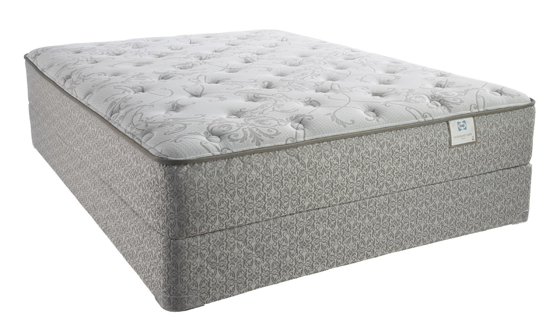 Sealy Valinor Select Plush Queen Mattress Only