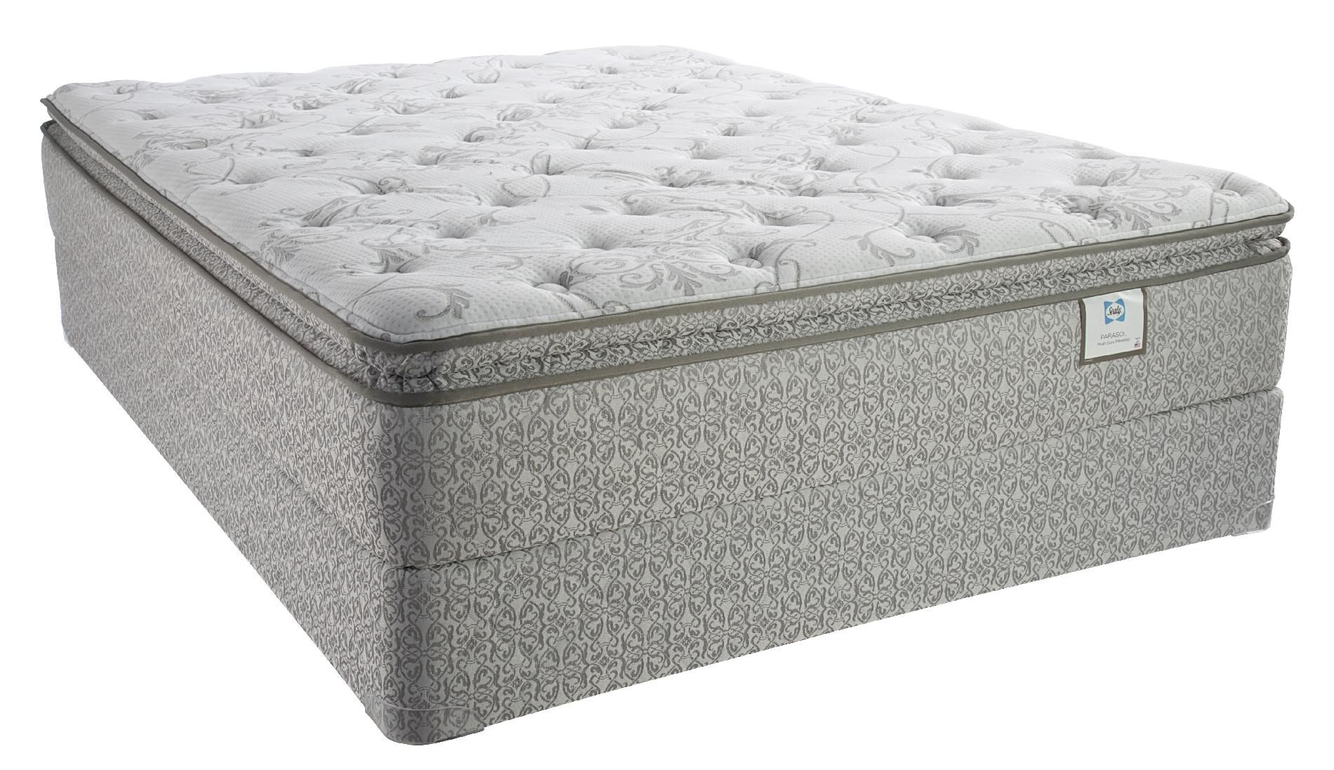 Sealy Delphi Select Plush Euro Pillowtop Cal King Mattress Only