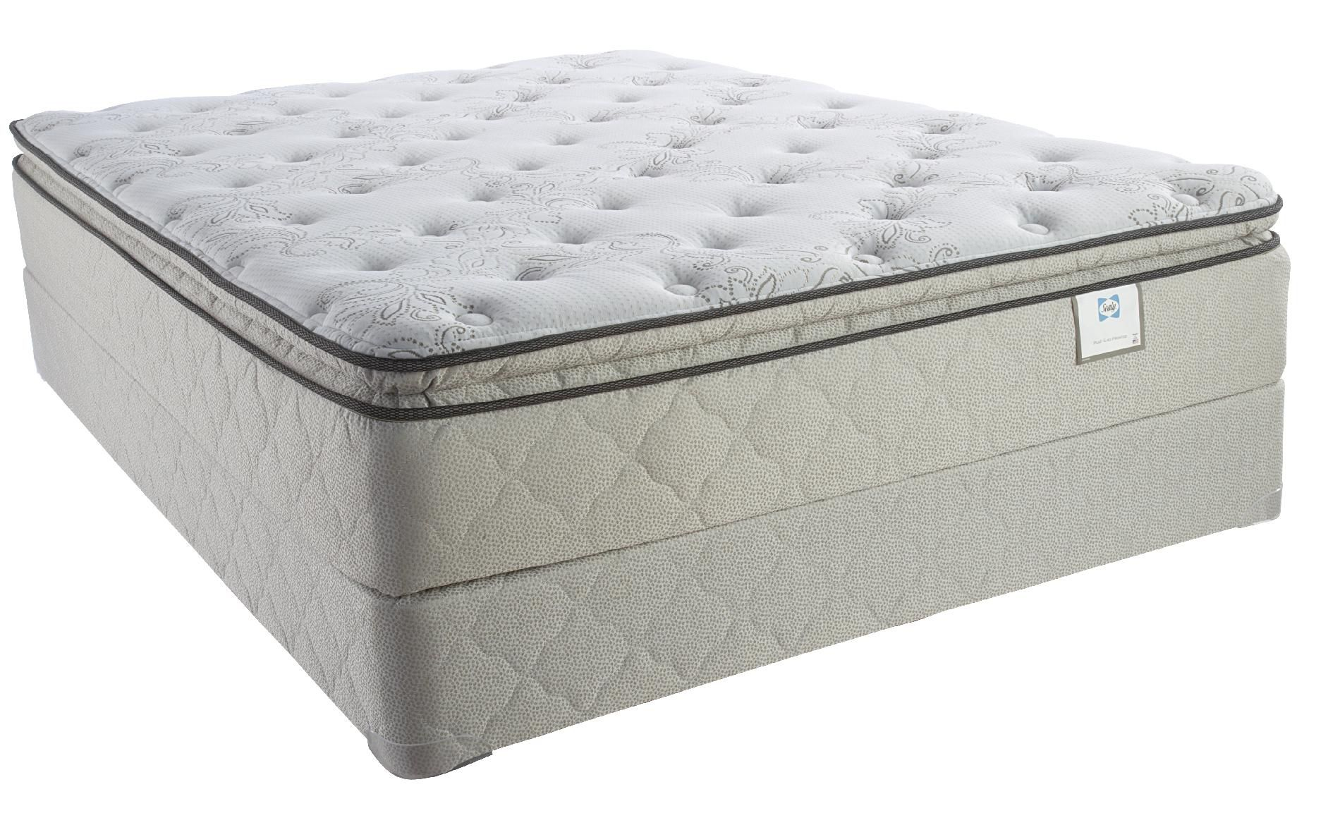 Sealy Delphi  Select (II) Plush Euro Pillowtop Full Mattress Only