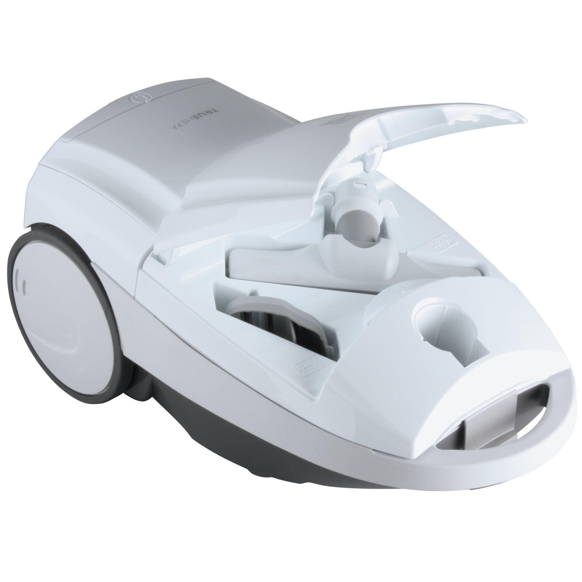 Kenmore Progressive Canister Vacuum Cleaner - White