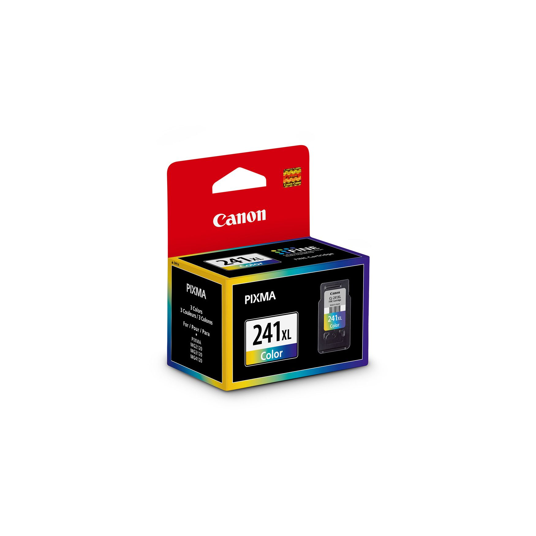 Canon CL-241XL FINE Ink Color Cartridge