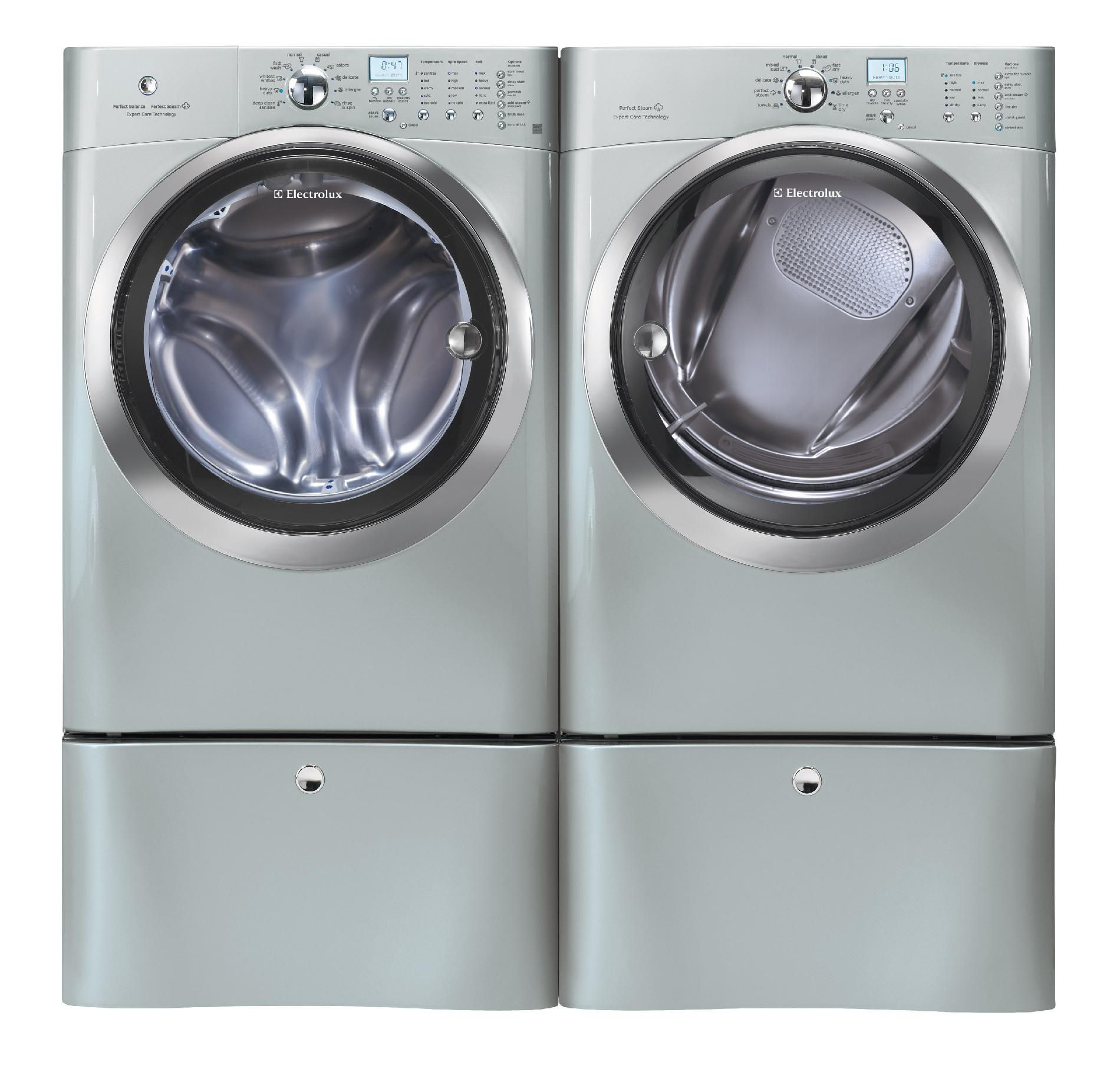 Electrolux 4.3 cu. ft. Front-Load Washer w/ Perfect Steam™ - Silver Sands