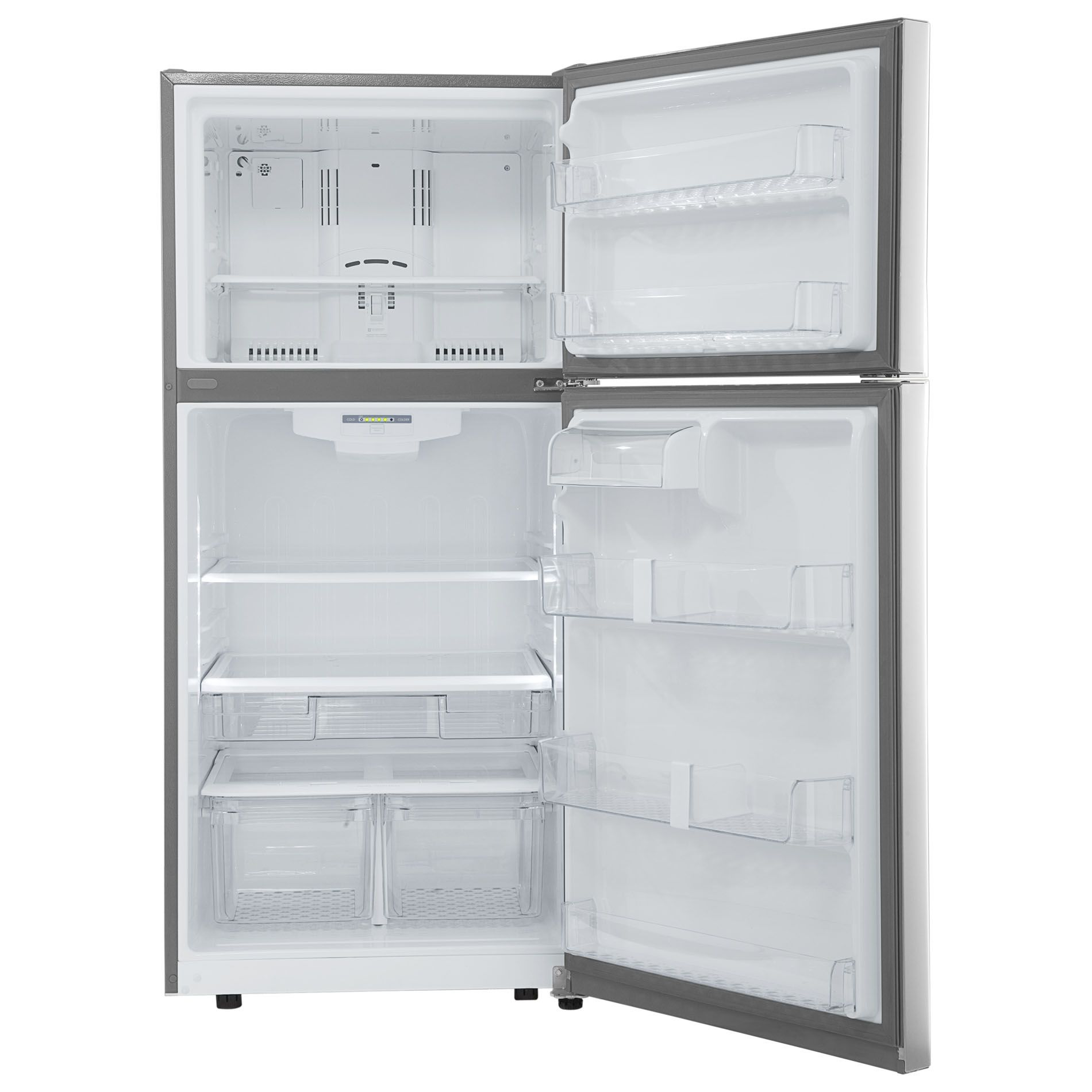Kenmore 20 cu. ft. Stainless Steel Top-Freezer Refrigerator