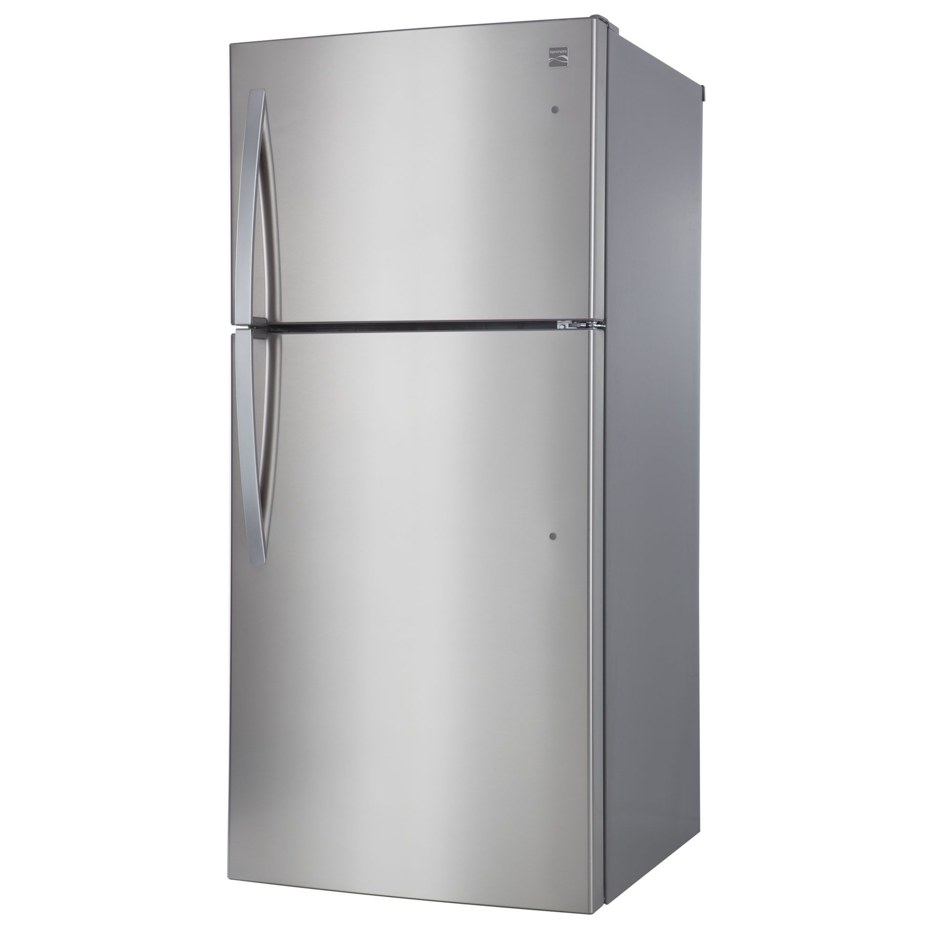 Kenmore 20 cu. ft. Stainless Steel Top-Freezer Refrigerator