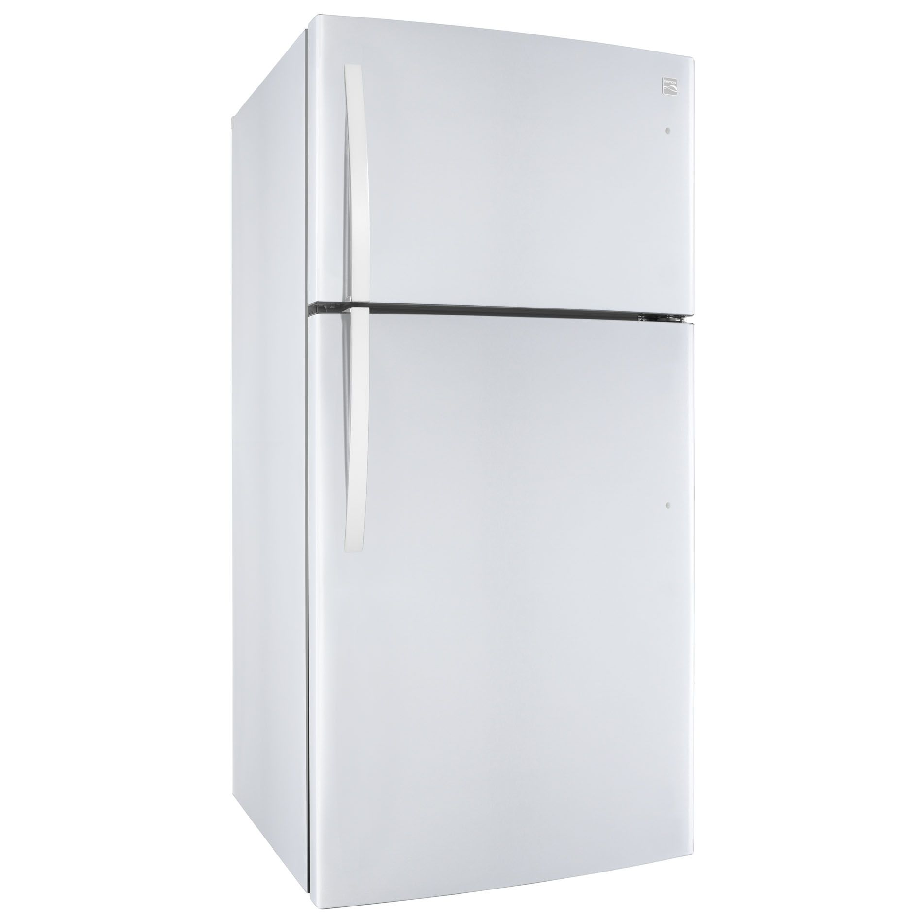Kenmore 20 cu. ft. White Top-Freezer Refrigerator