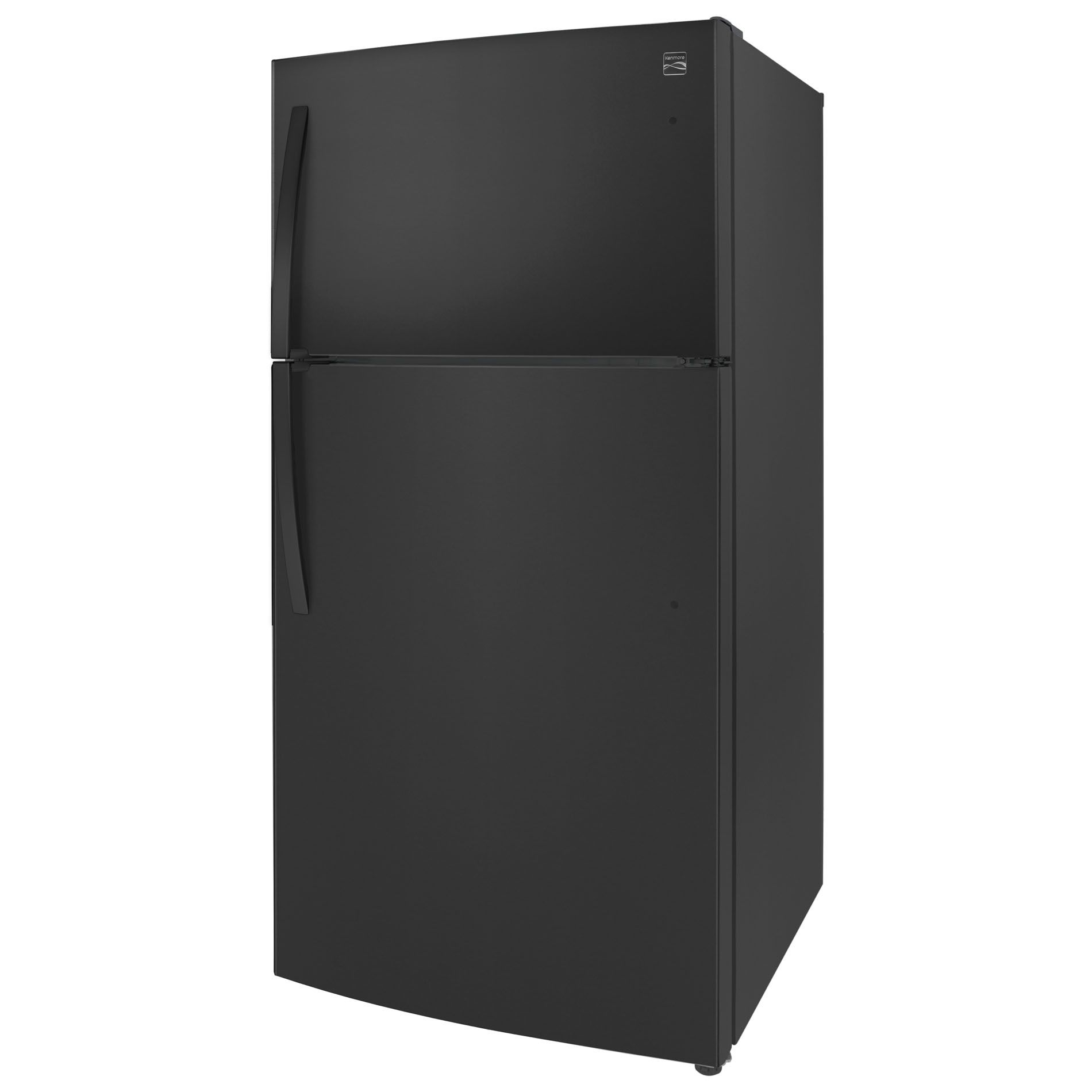 Kenmore 24 cu. ft. Top-Freezer Refrigerator - Black