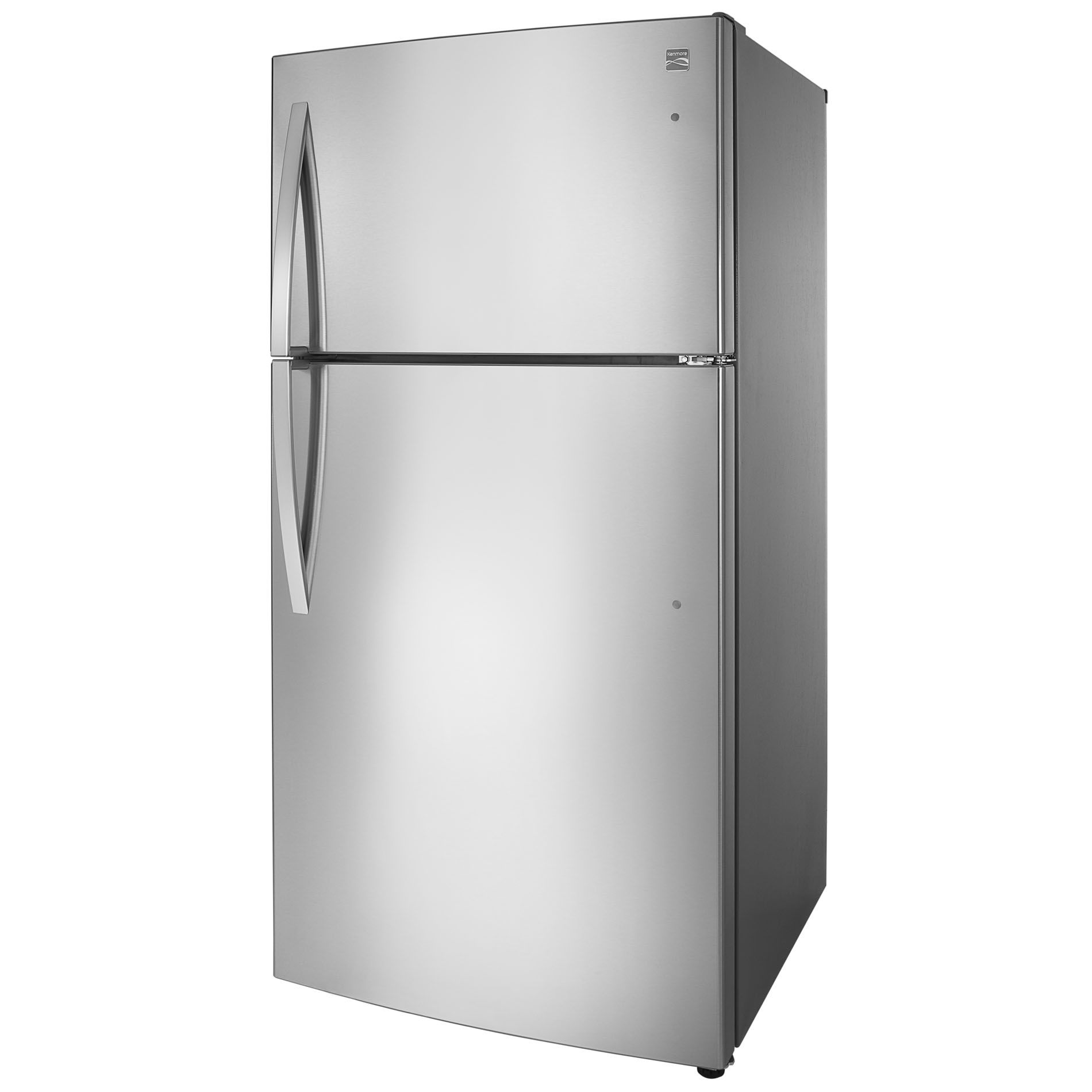Kenmore 68033 23.8 cu. ft. Top-Freezer Refrigerator - Stainless Steel