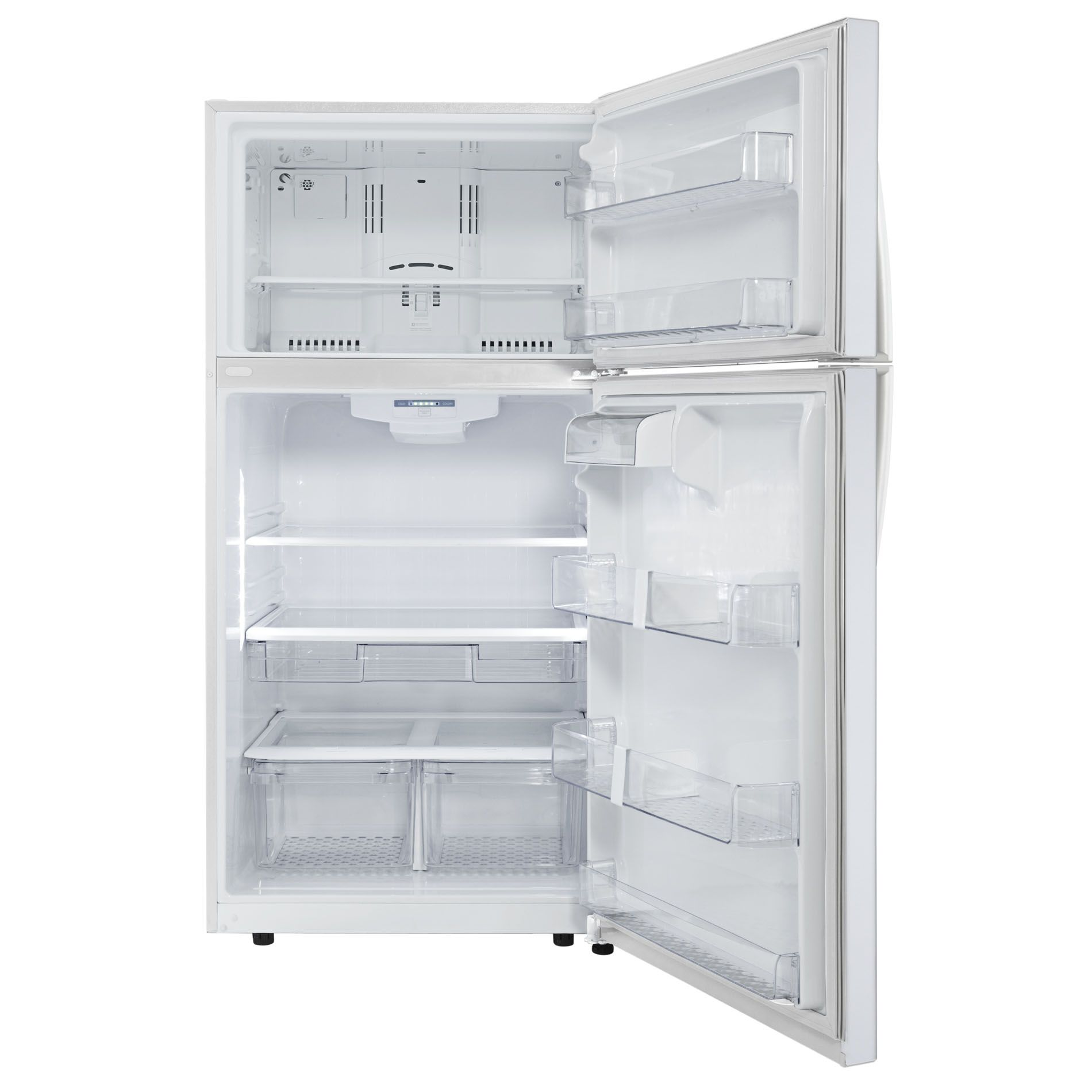 Kenmore 68032 23.8 cu. ft. Top-Freezer Refrigerator - White