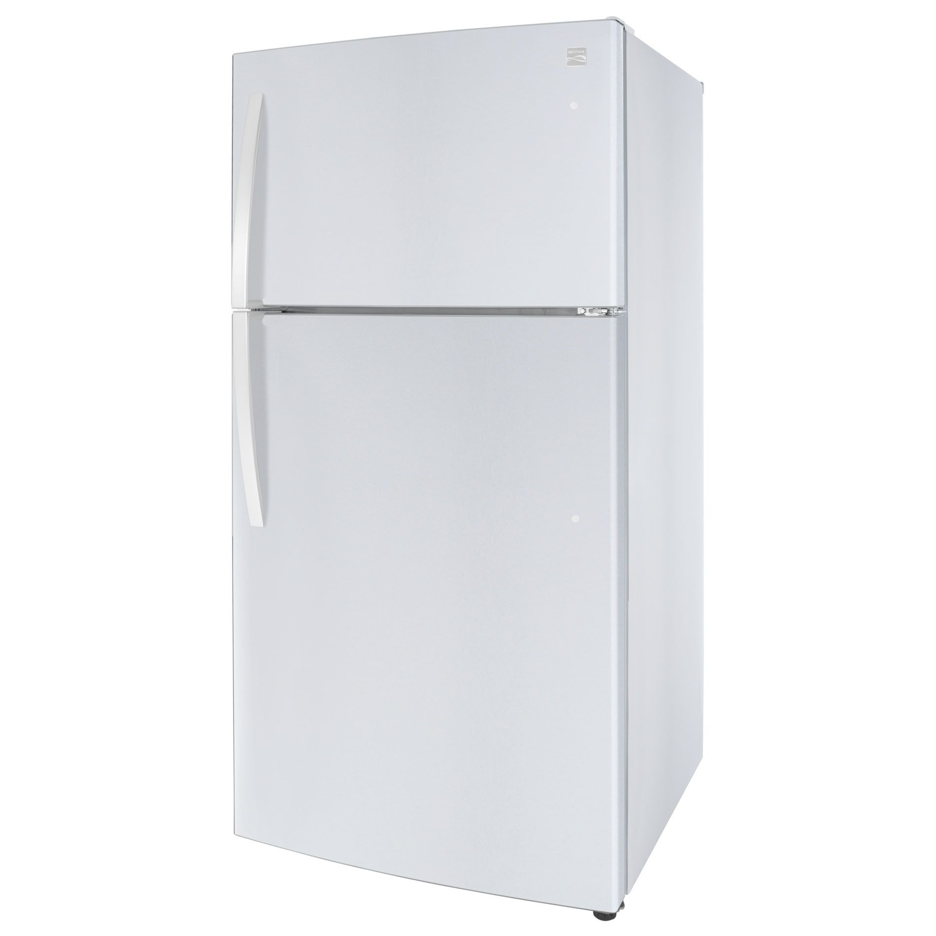 Kenmore 24 cu. ft. Top-Freezer Refrigerator - White