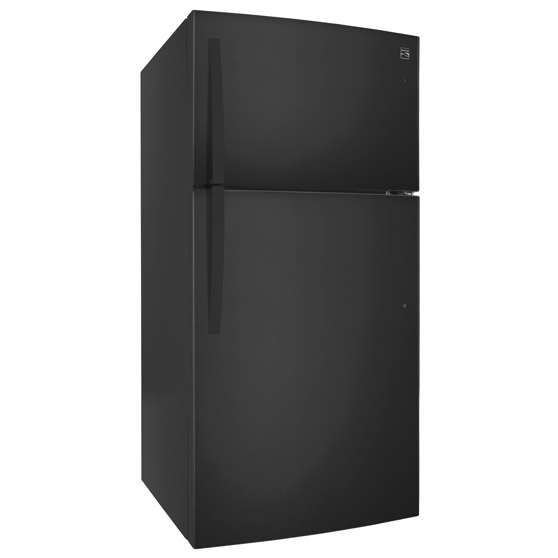 Kenmore 20 cu. ft. Black Top-Freezer Refrigerator with Icemaker