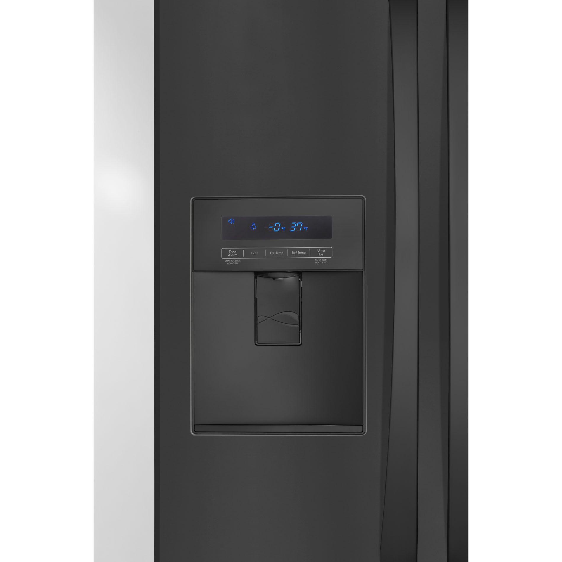 Kenmore Elite 20 cu. ft. French-Door Bottom-Freezer Refrigerator - Black