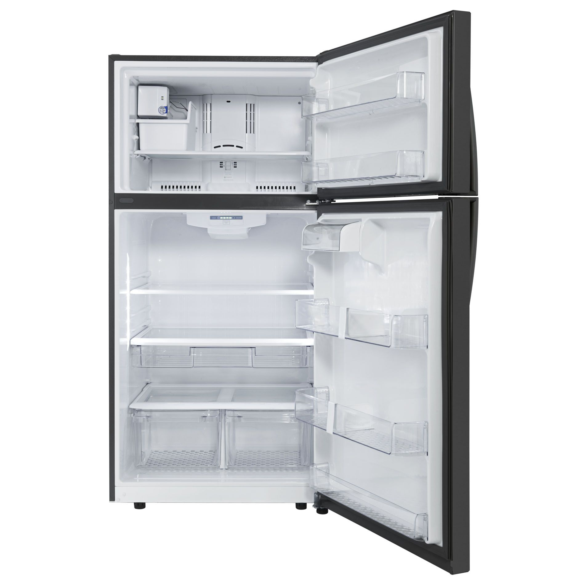 Kenmore 78039 23.8 cu. ft. Top-Freezer Refrigerator w/ Icemaker - Black