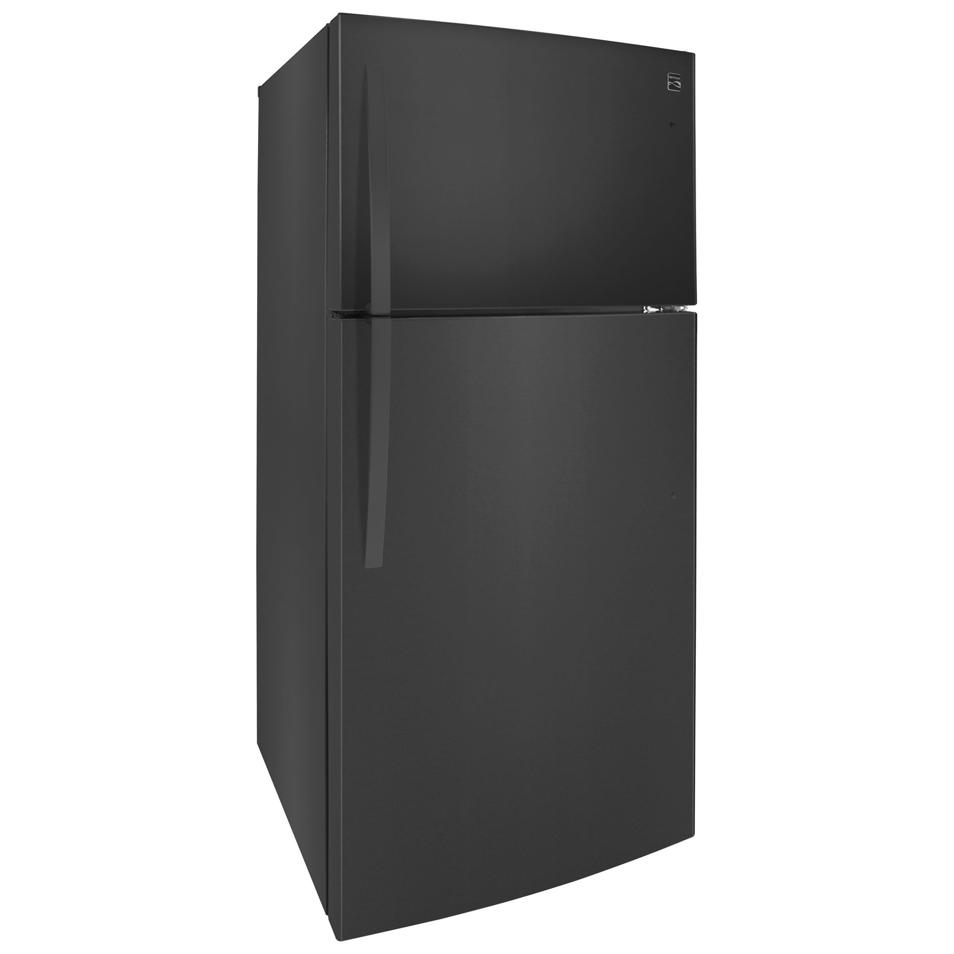 Kenmore 24 cu. ft. Top-Freezer Refrigerator w/ Icemaker - Black
