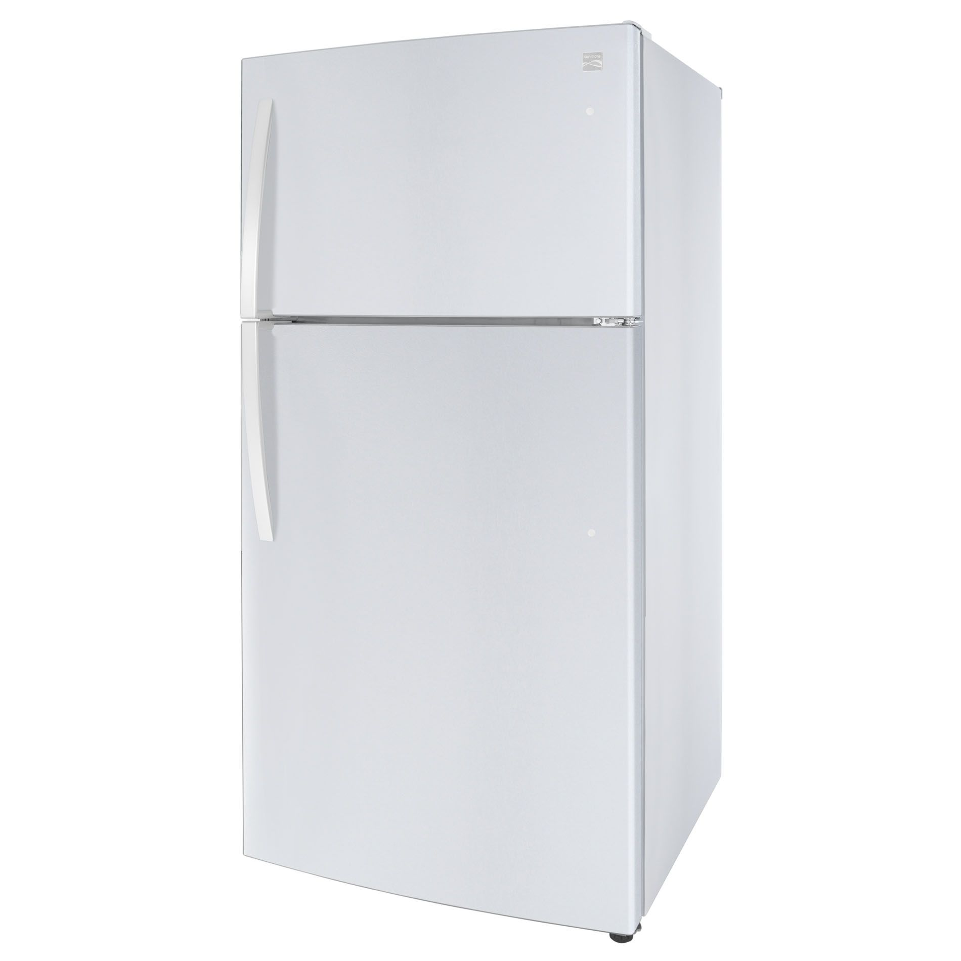 Kenmore 78032 23.8 cu. ft. Top-Freezer Refrigerator w/ Icemaker- White