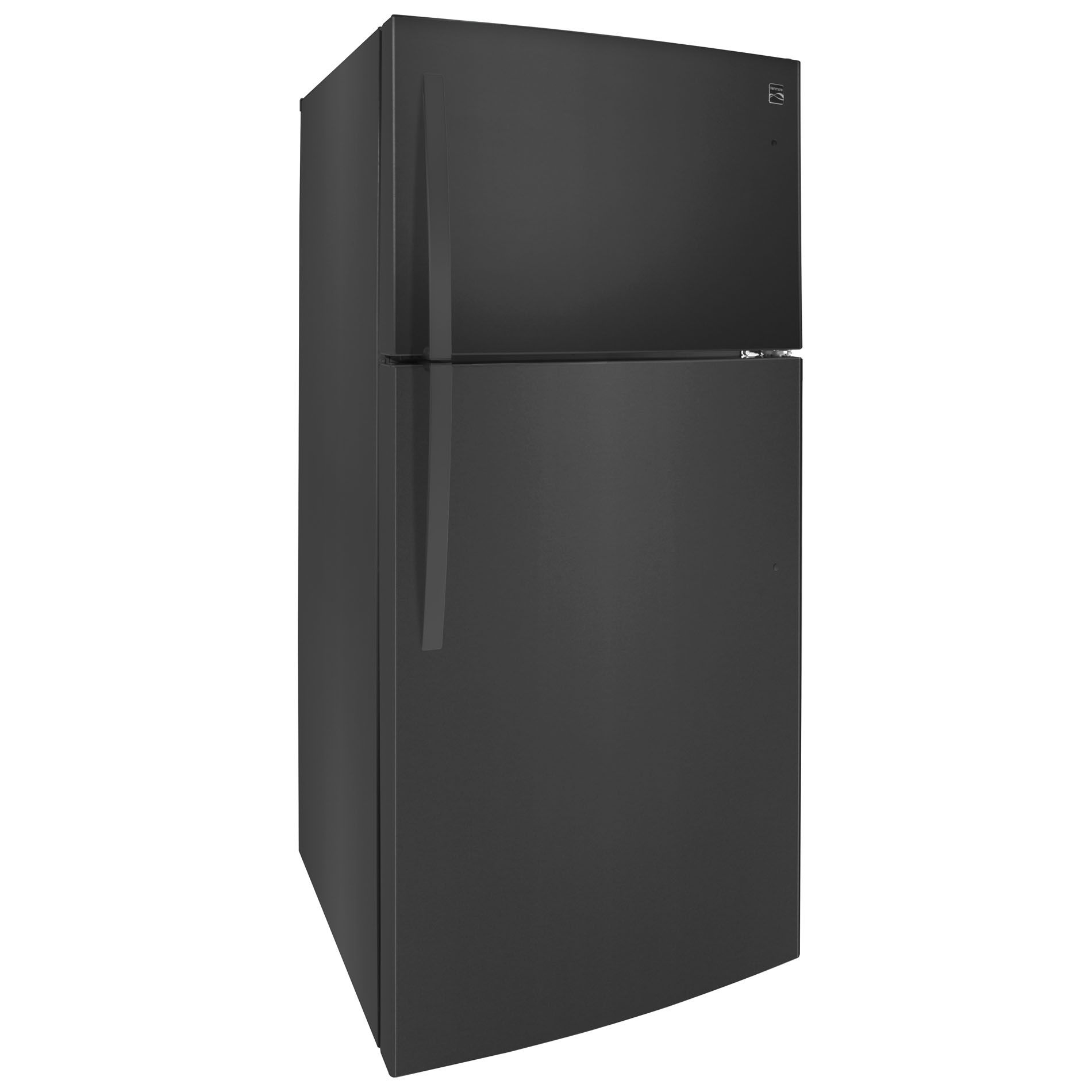 "Kenmore 79439 23.8 cu. ft. 33"" Top-Freezer Refrigerator w/ Internal Water Dispenser - Black"