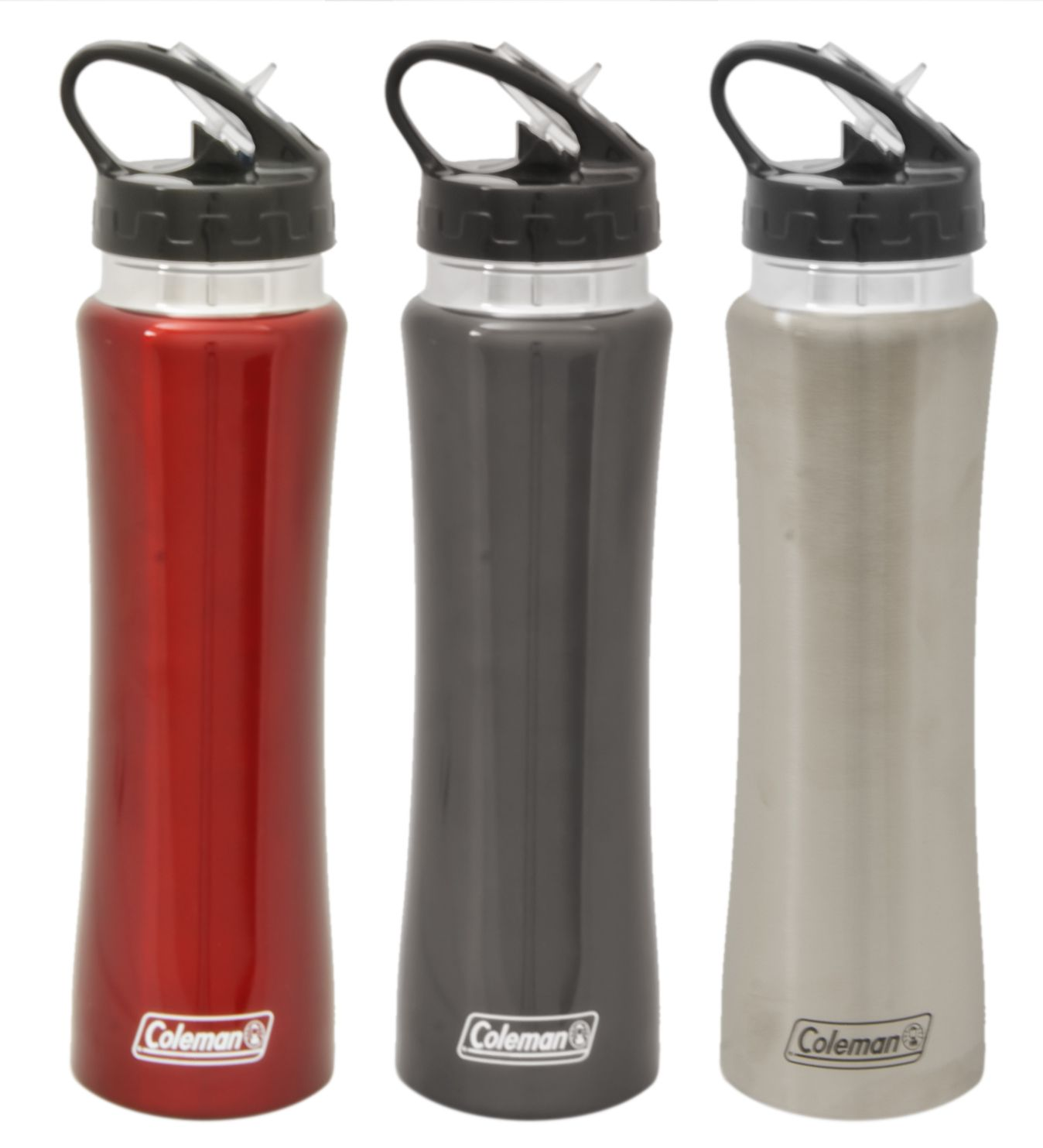 Coleman 26oz Stainless Steel Sports Bottle