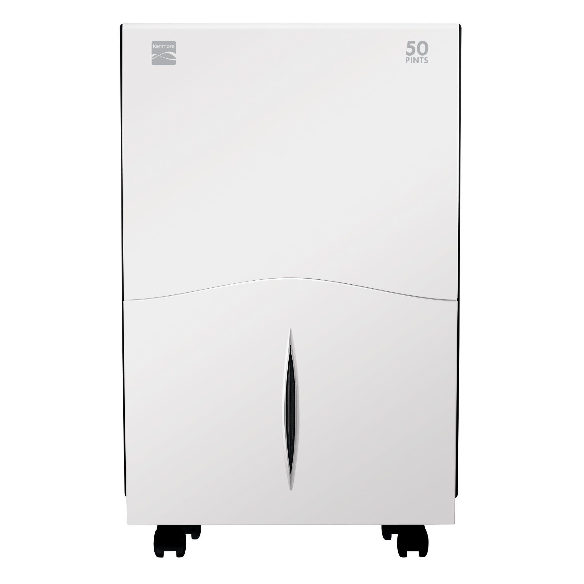 Kenmore 50-pt. Dehumidifier w/ Electronic Controls