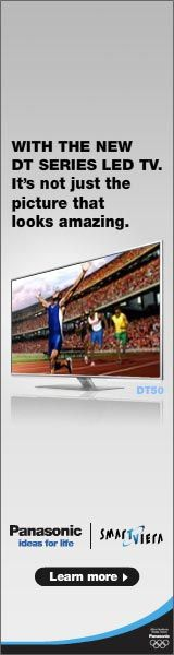 "Panasonic 47"" Smart Viera® DT50 Series 3D LED HDTV - TC-L47DT50"