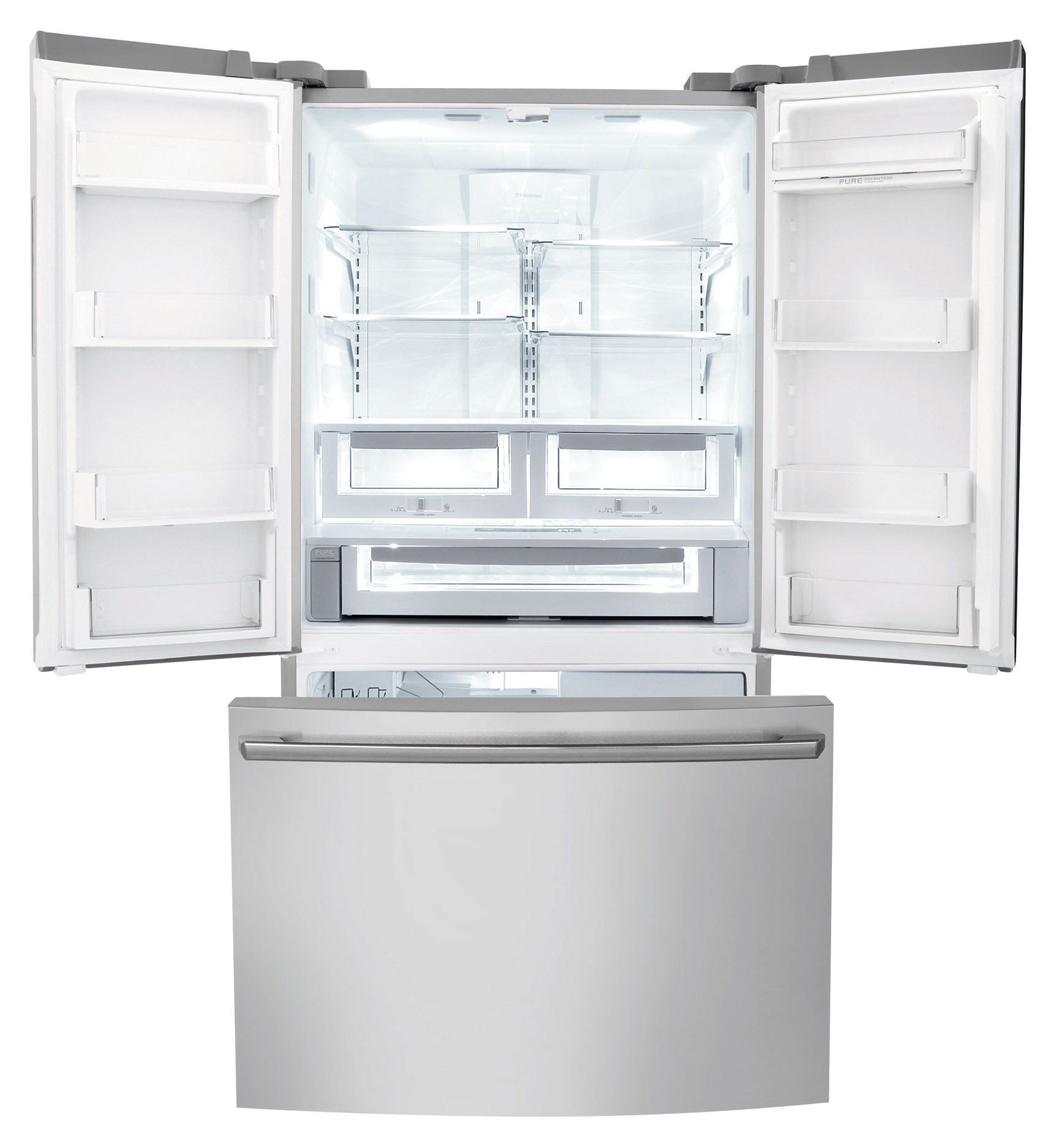 Electrolux EI28BS80KS 27.7 cu. ft. French Door Refrigerator with IQ-Touch™ Controls - Stainless Steel
