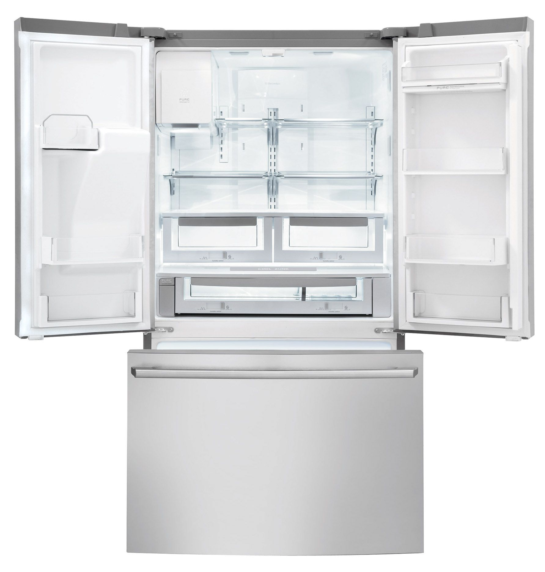 Electrolux EI28BS65KS 27.8 cu. ft. French Door Refrigerator with IQ-Touch™ Controls - Stainless Steel