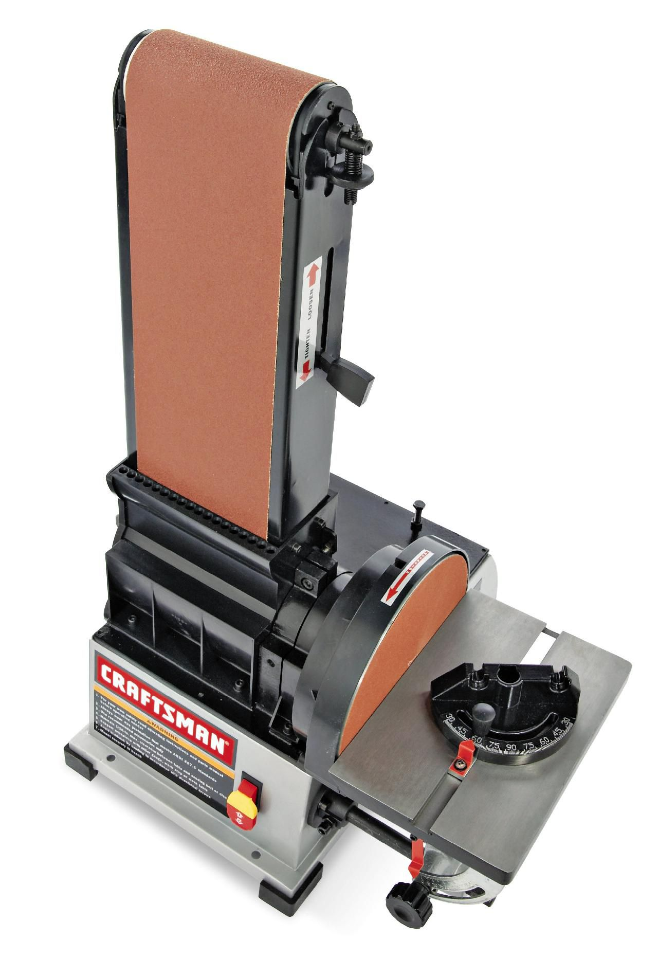 "Craftsman 3/4 hp 6"" x 9"" Belt/Disc Sander (22500)"