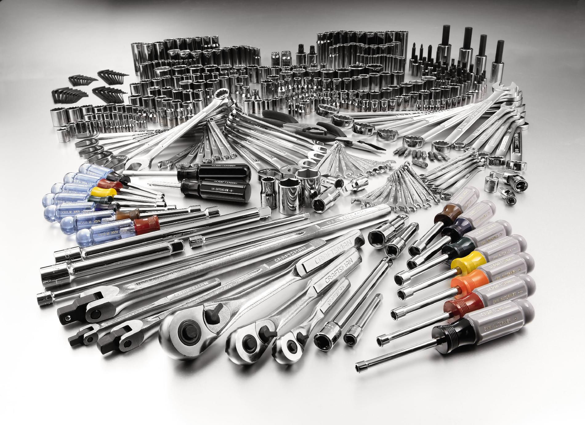 Craftsman 413 pc. Mechanics Tool Set