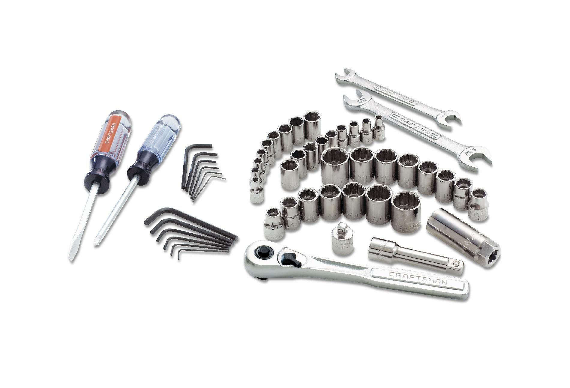 Craftsman 53 pc. Mechanics Tool Set