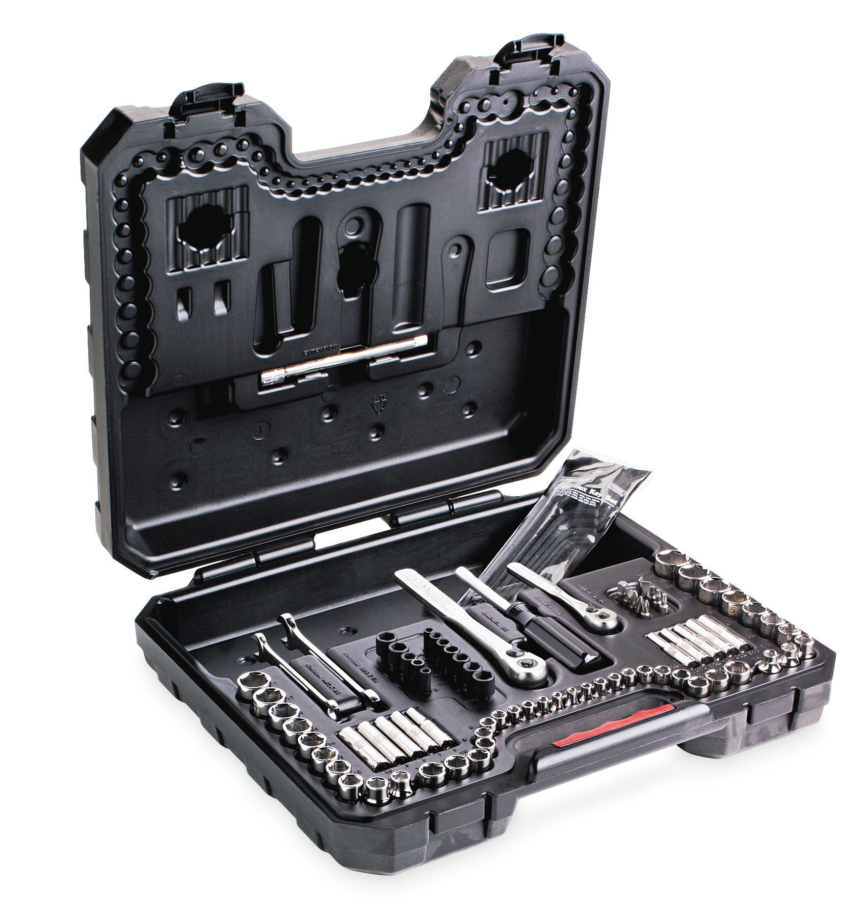 Craftsman 94 pc. Dual Marked Mechanics Tool Set