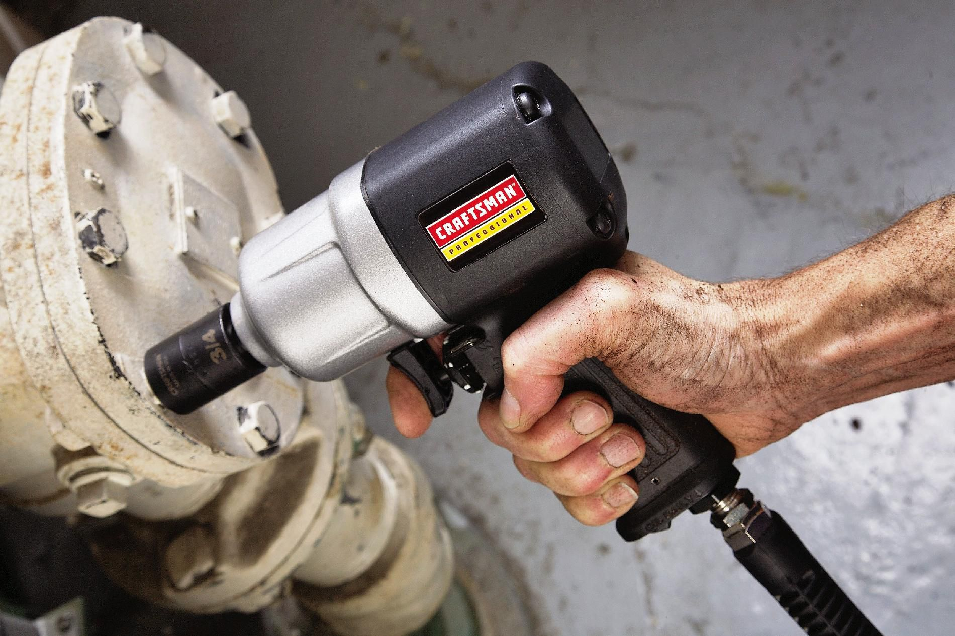Craftsman Professional 1/2-in. Professional Composite Impact Wrench