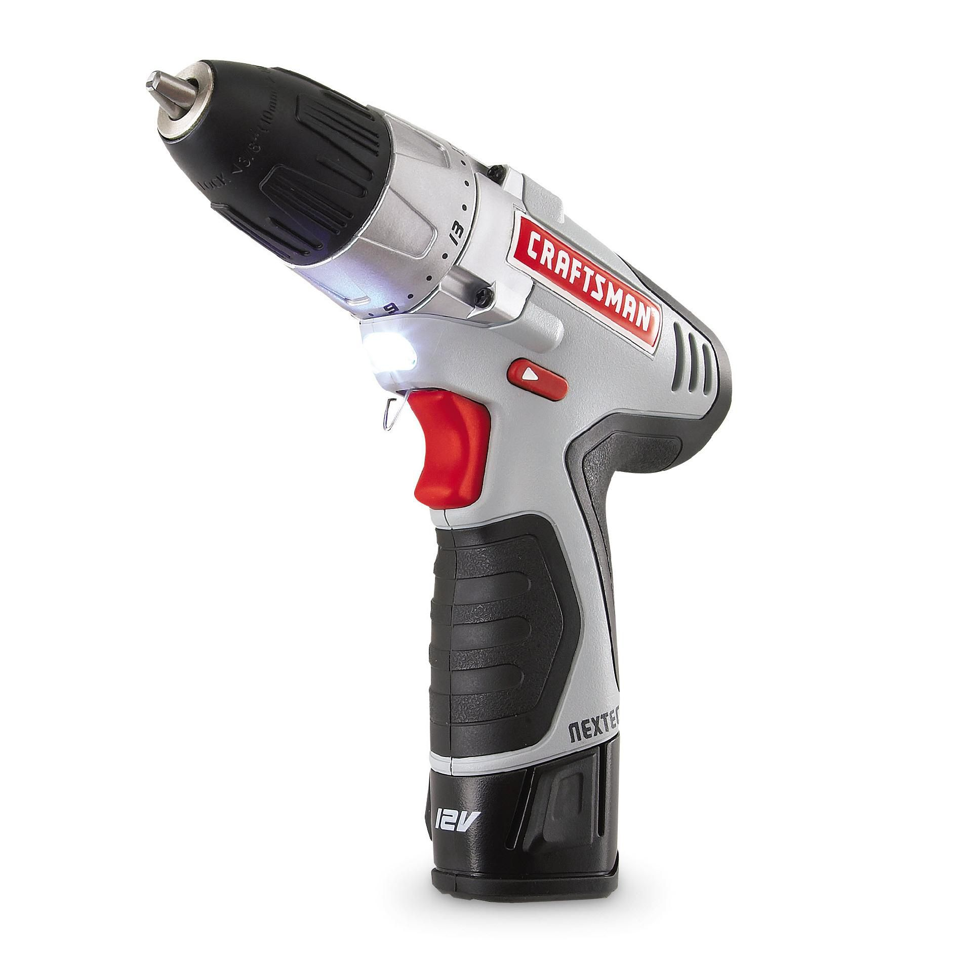 Craftsman 17586 NEXTEC 12.0V Lithium-Ion Drill/Driver